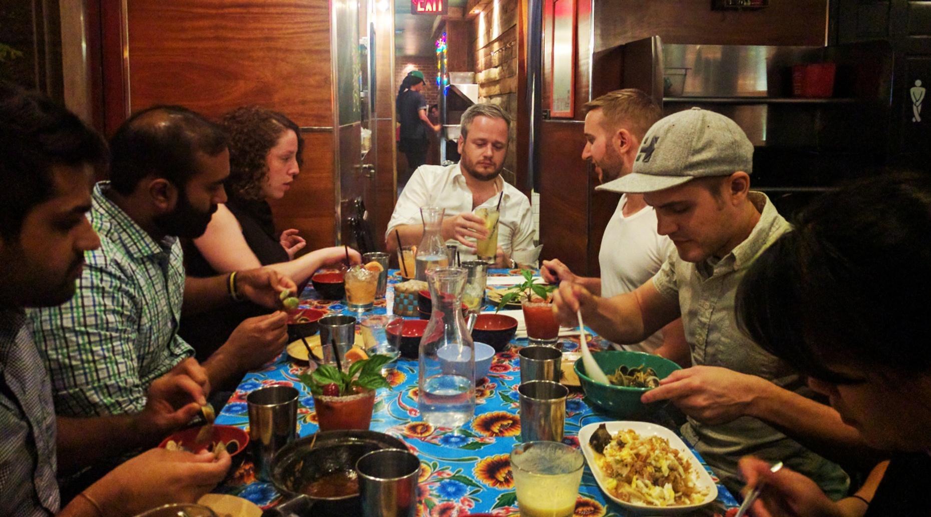 Dinner Sampling Tour in Antigua