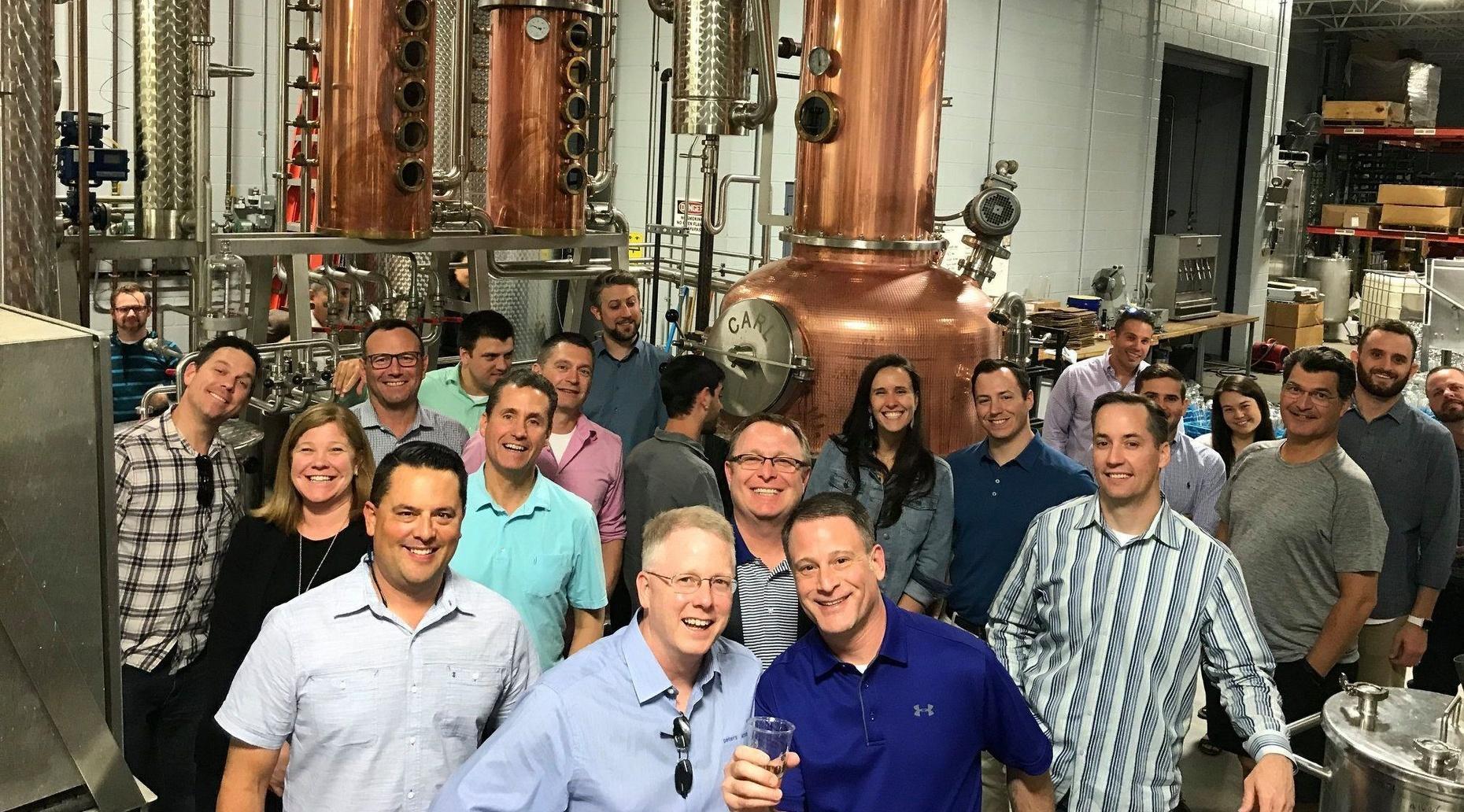 1.5-Hour Chapel Hill Distillery Tour