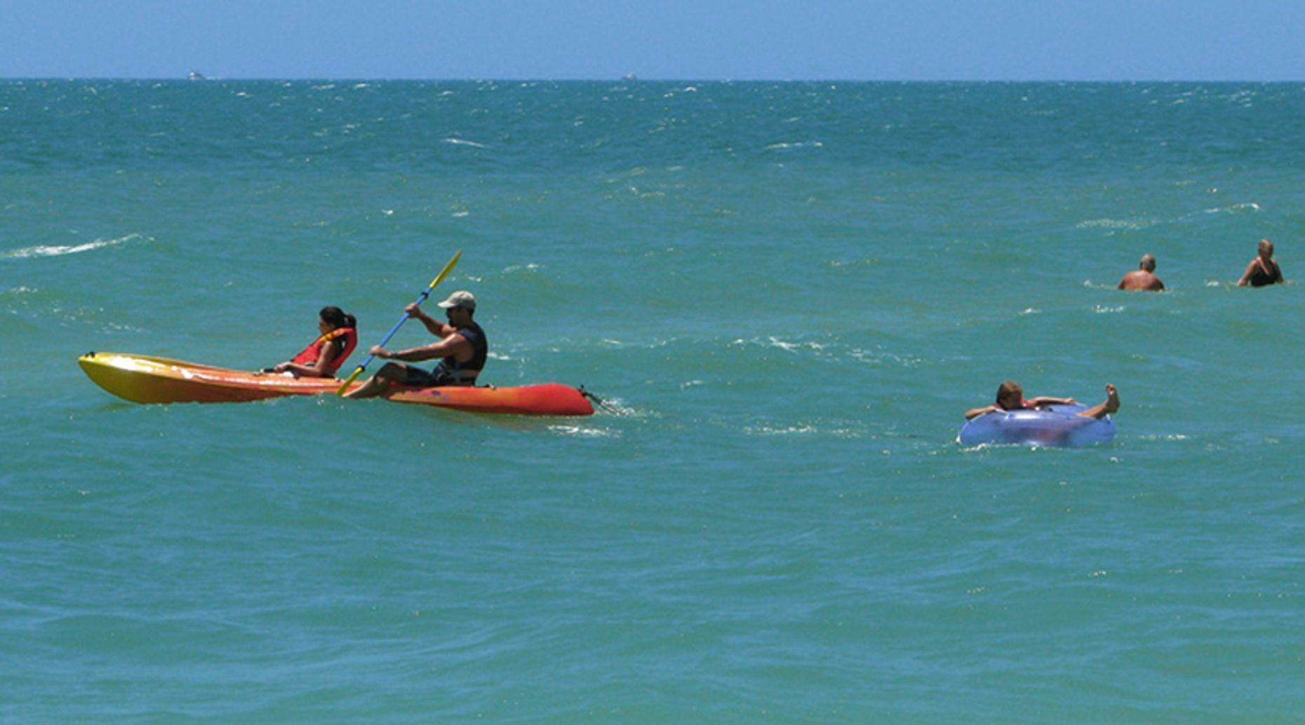 Tandem Kayak Rental in Safety Harbor