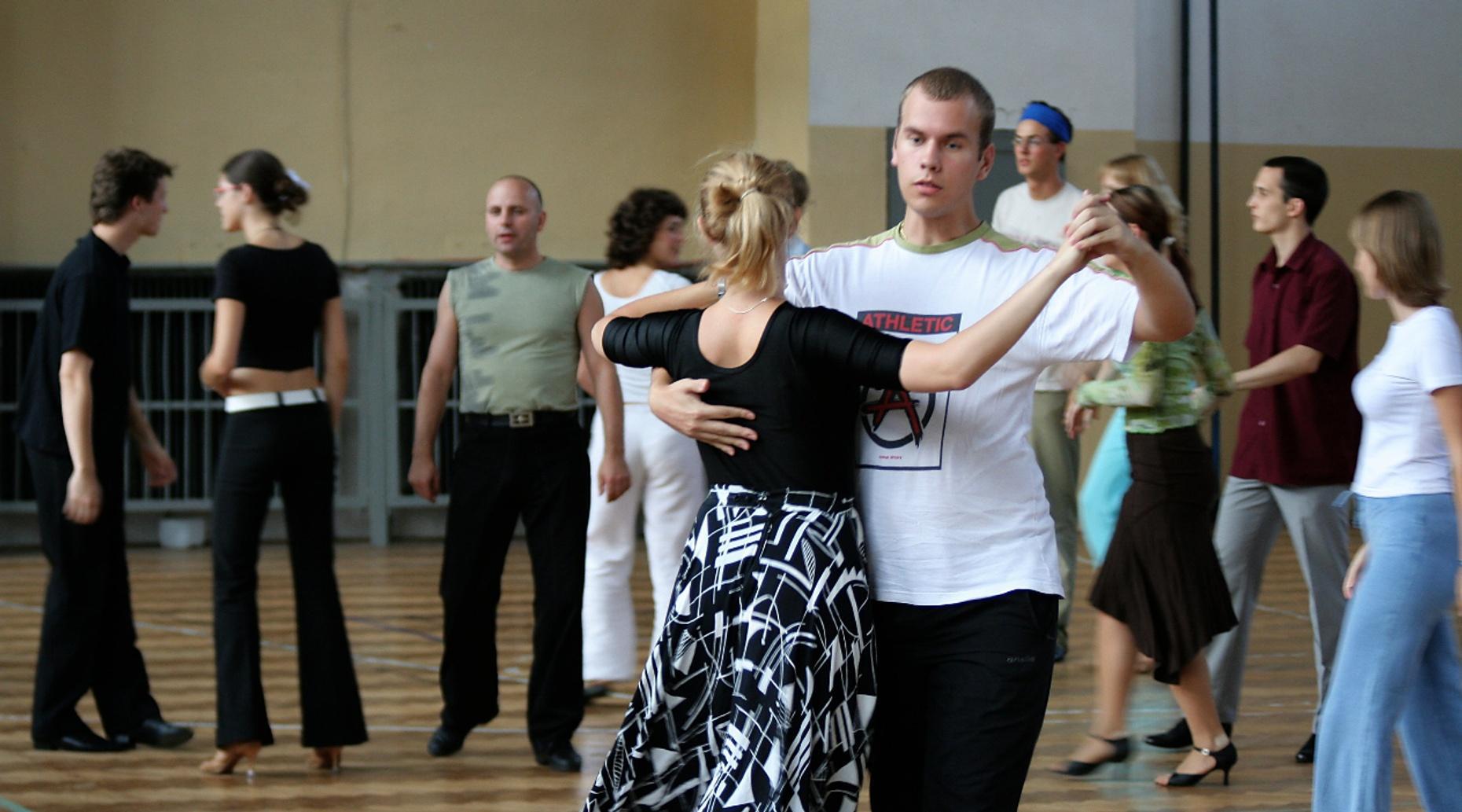Las Vegas Ballroom Group Dance Classes