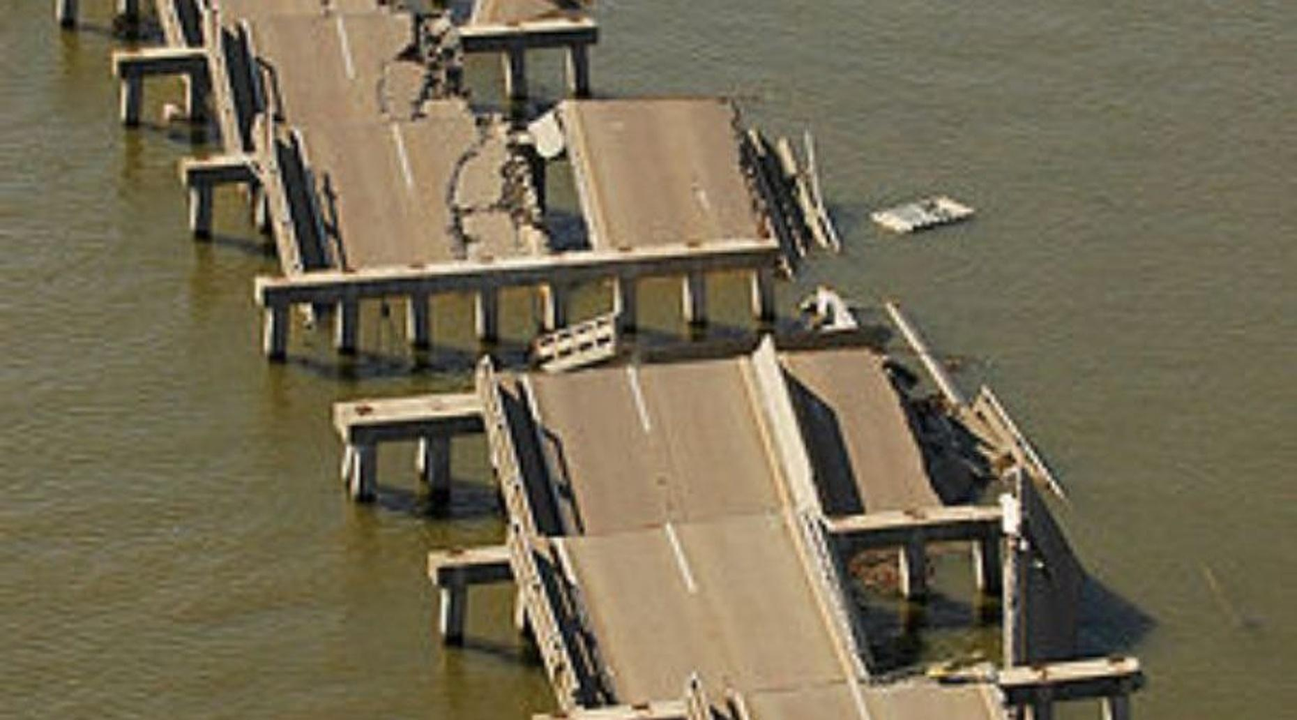 Hurricane Katrina: Past, Present and Future Driving Tour