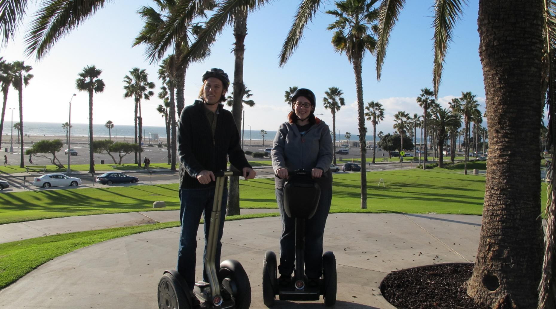 17th Street Causeway Segway Tour in Fort Lauderdale
