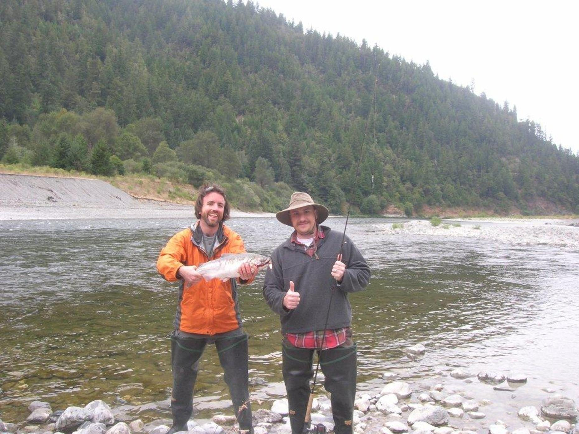 Half Day Private Fishing Trip on the Klamath River