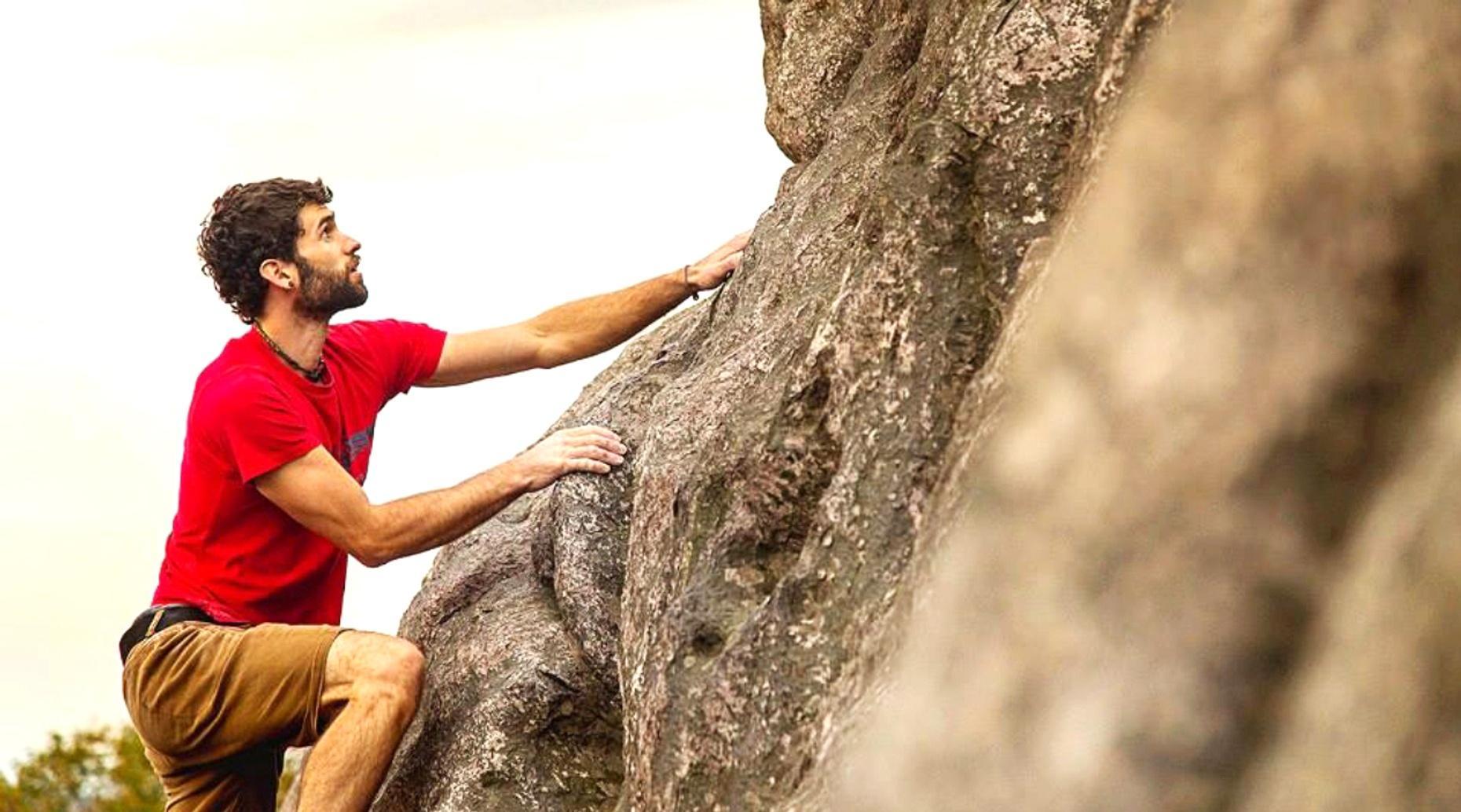 Full-Day Basic Rock Climbing Class in Calabasas