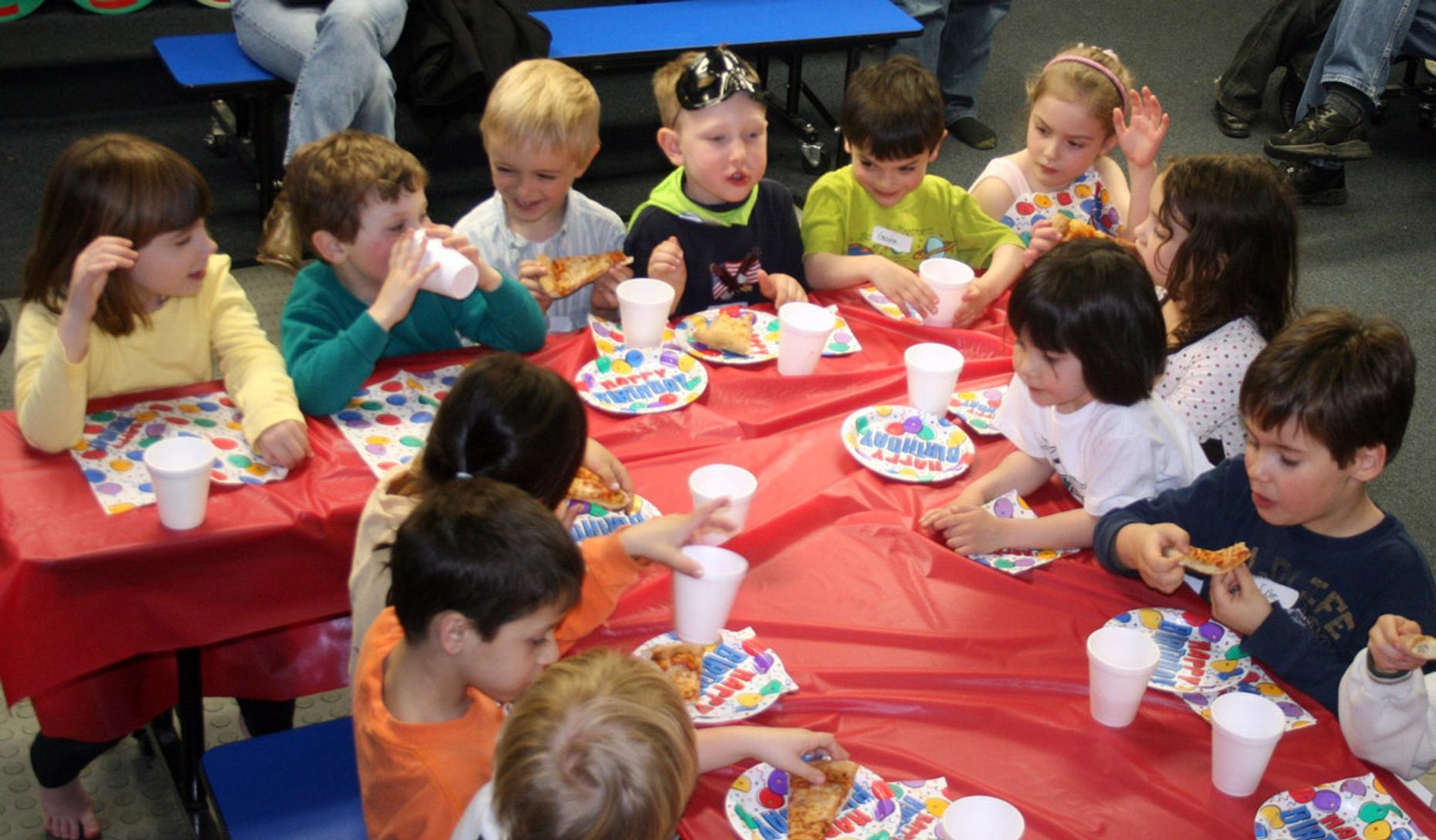 Two-Hour Playground Birthday Party in Lincoln