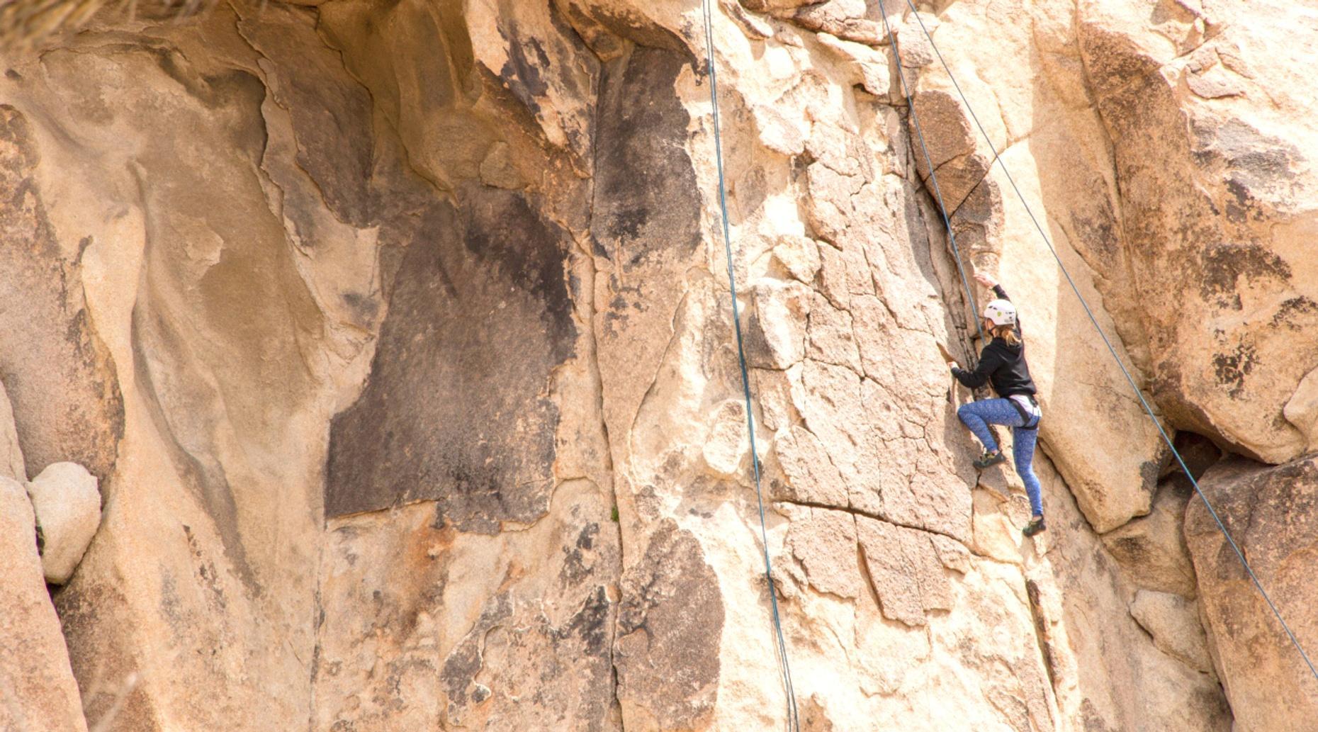 Full-Day Rock Climbing Adventure in Colorado Springs