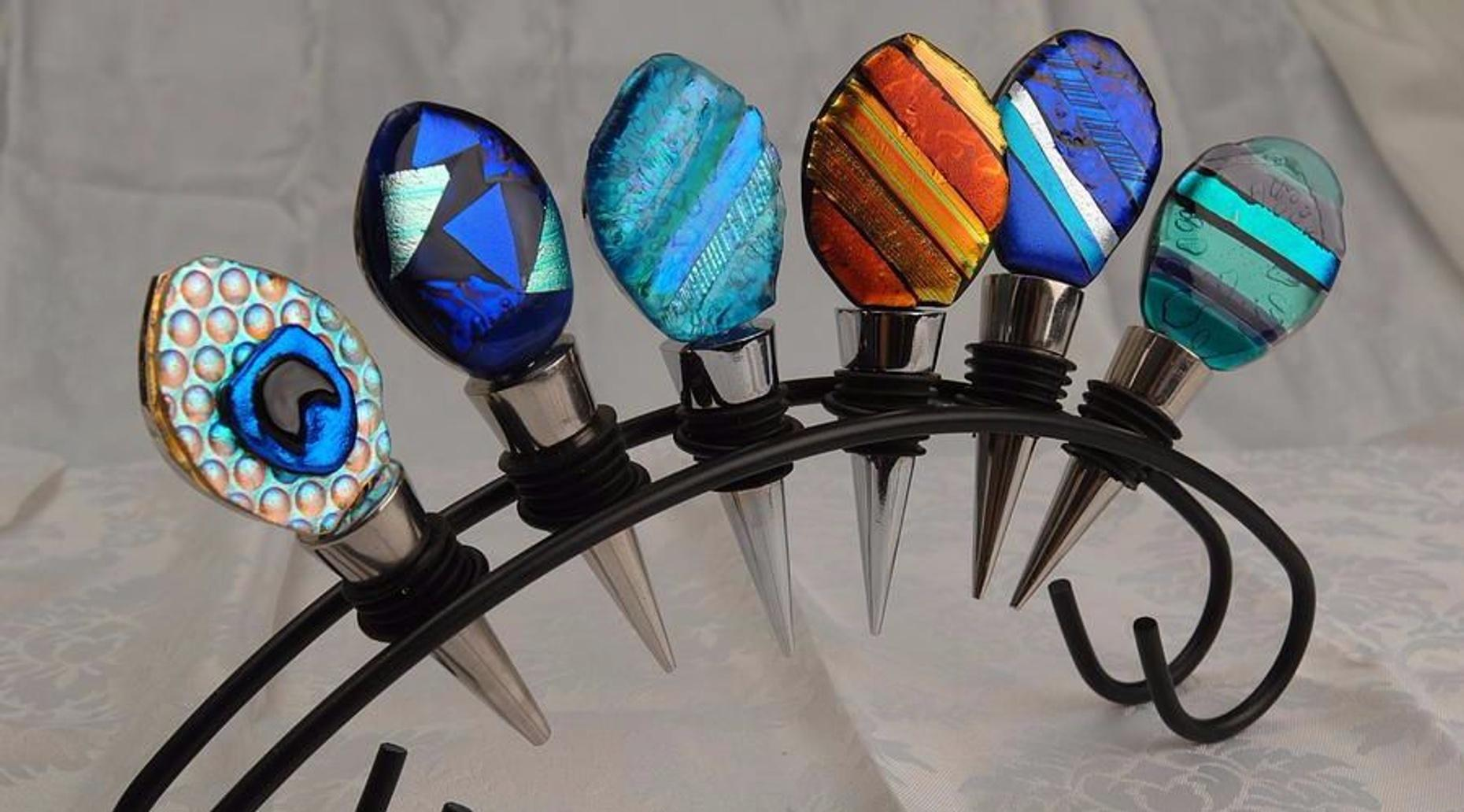 Glass Jewelry Workshop for One in Norwood