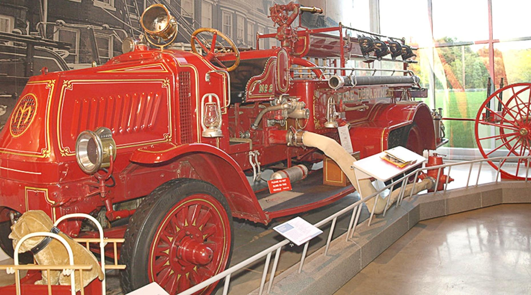 Allentown Antique Car Museum Admission