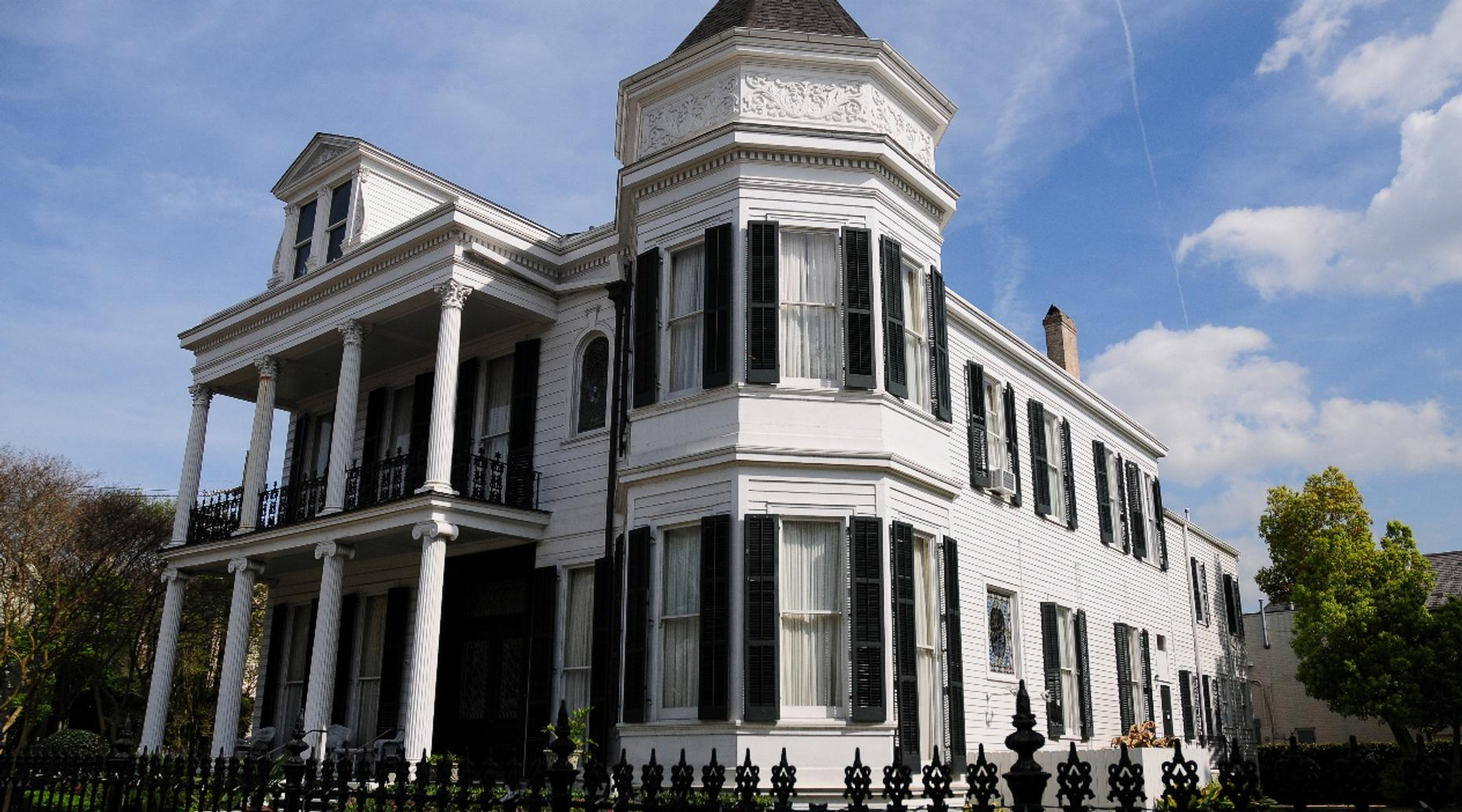 Walking Tour of New Orleans' Garden District