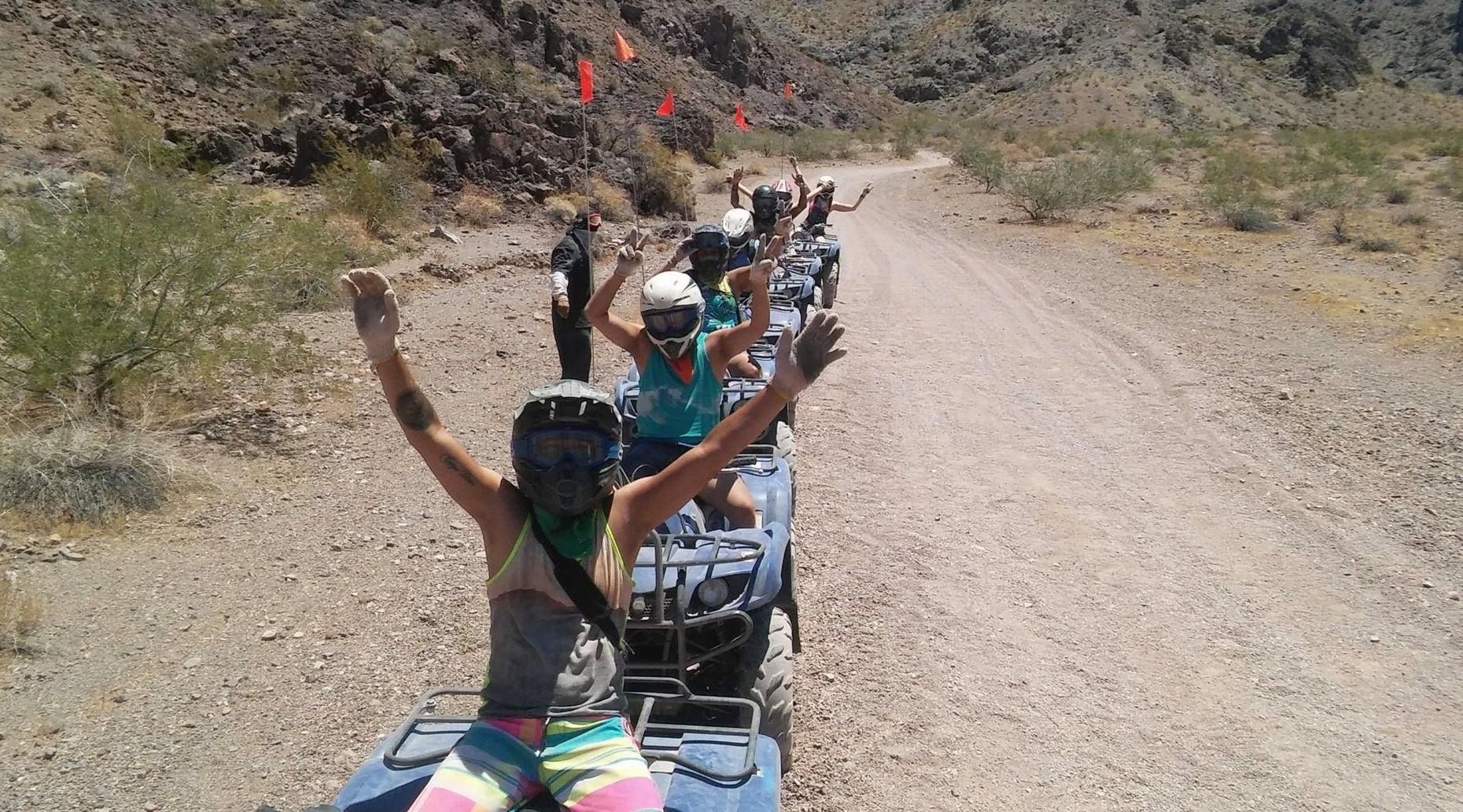 Las Vegas ATV Desert Tour