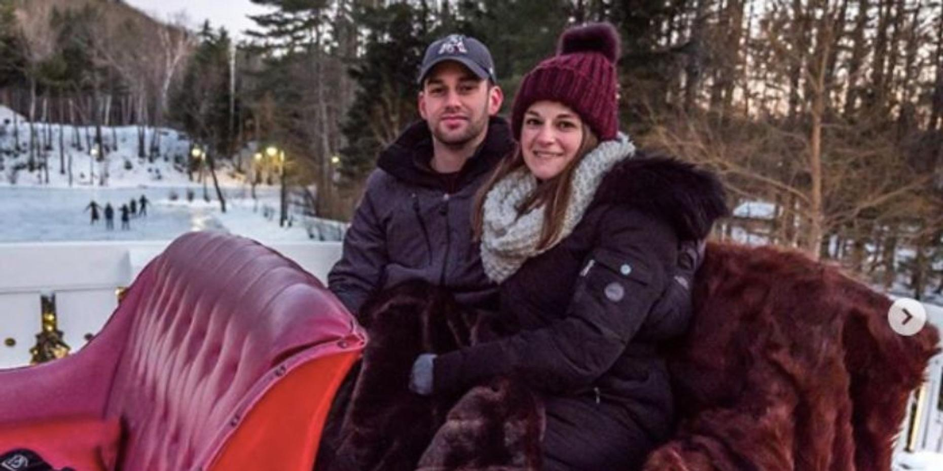 Private Sleigh Ride in Jackson