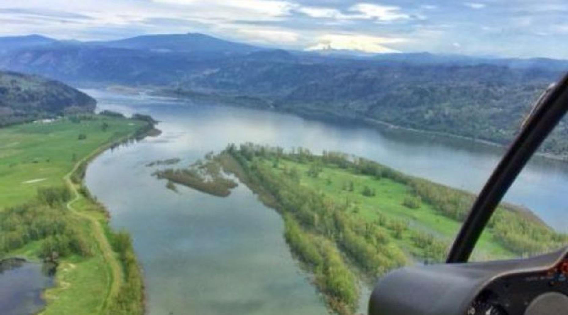 Multnomah Falls & Columbia River Gorge Tour