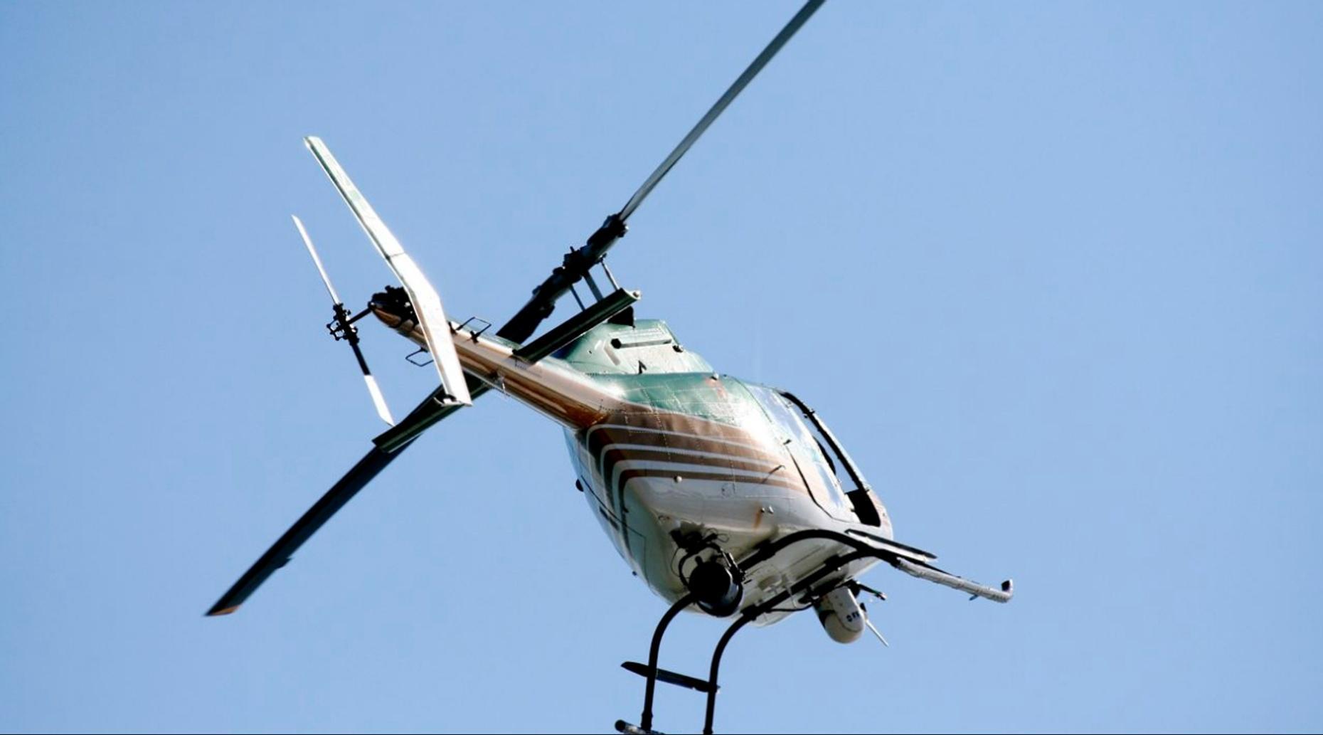 Buckhead Helicopter Tour
