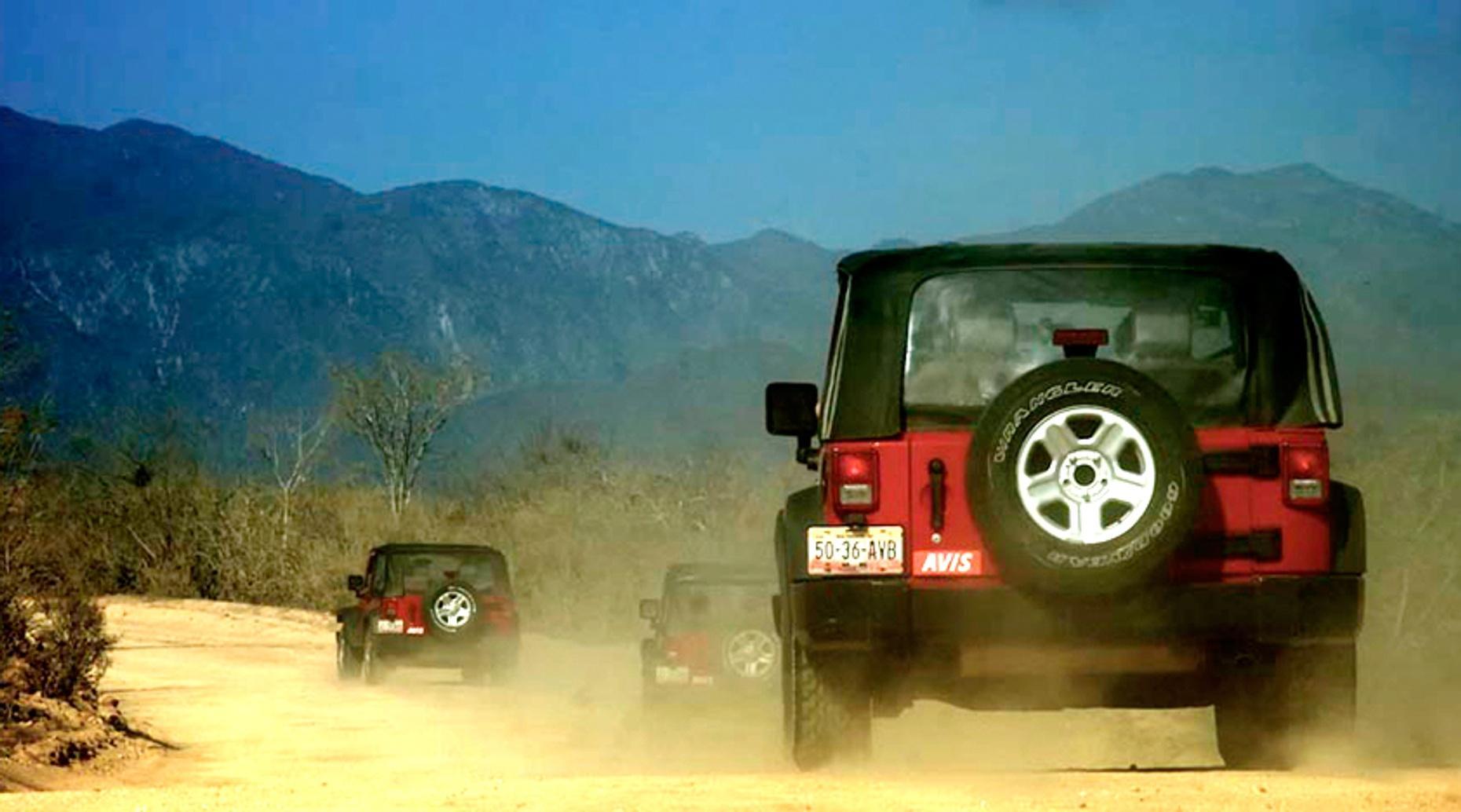 Santiago Jeep Tour