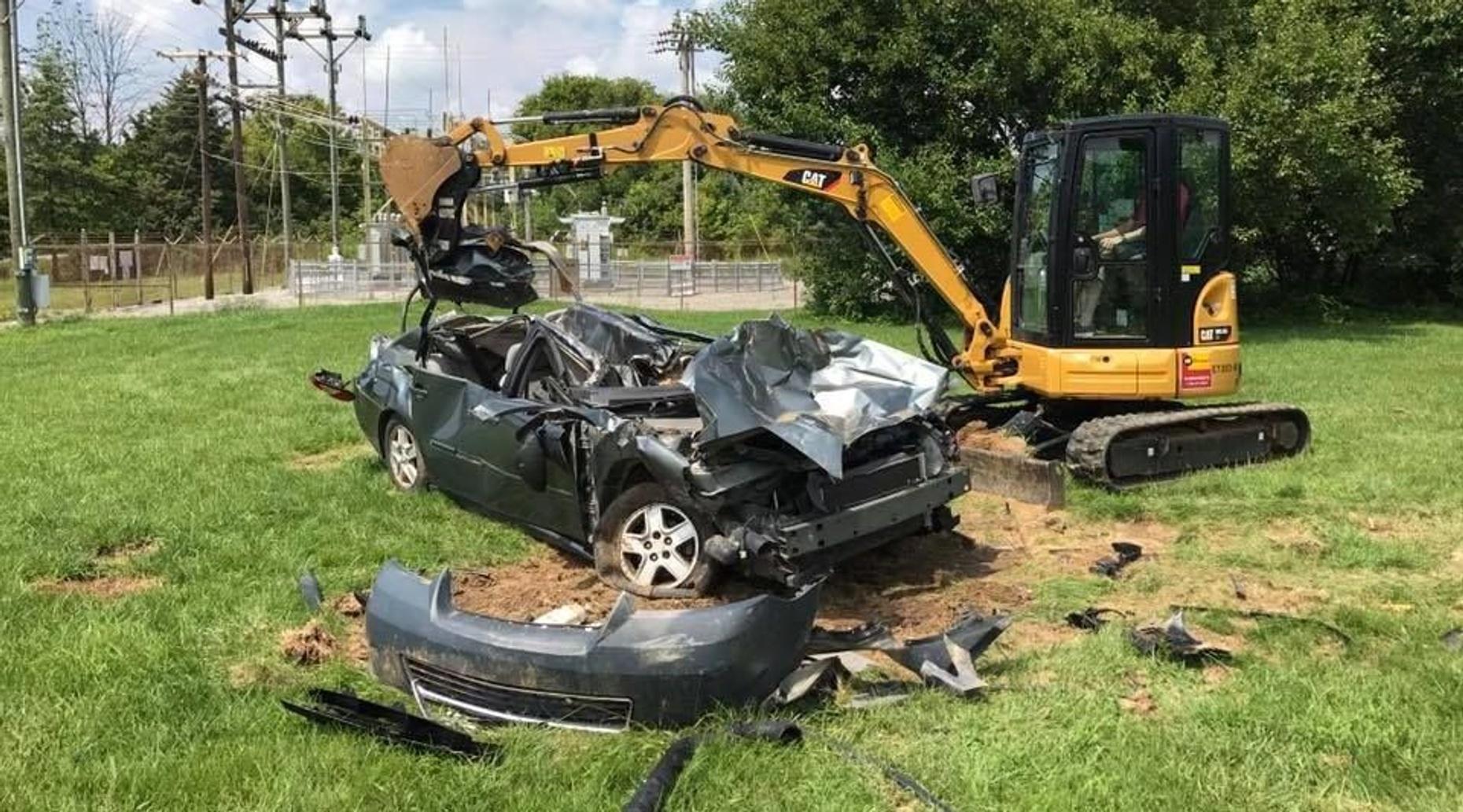 Appetite For Destruction 30 Minutes + Car Smash!