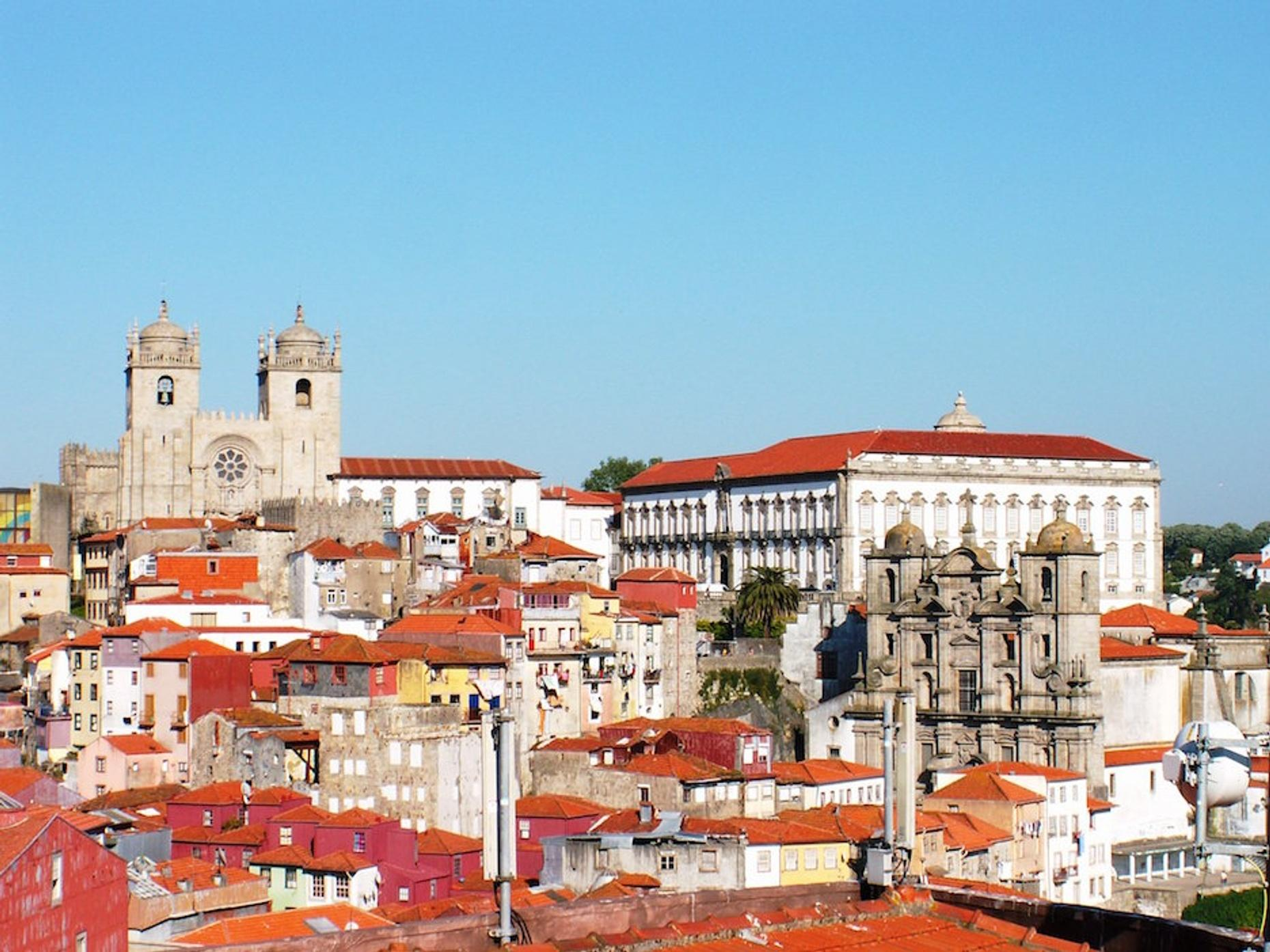 Guided Afternoon Walking Tour of Porto