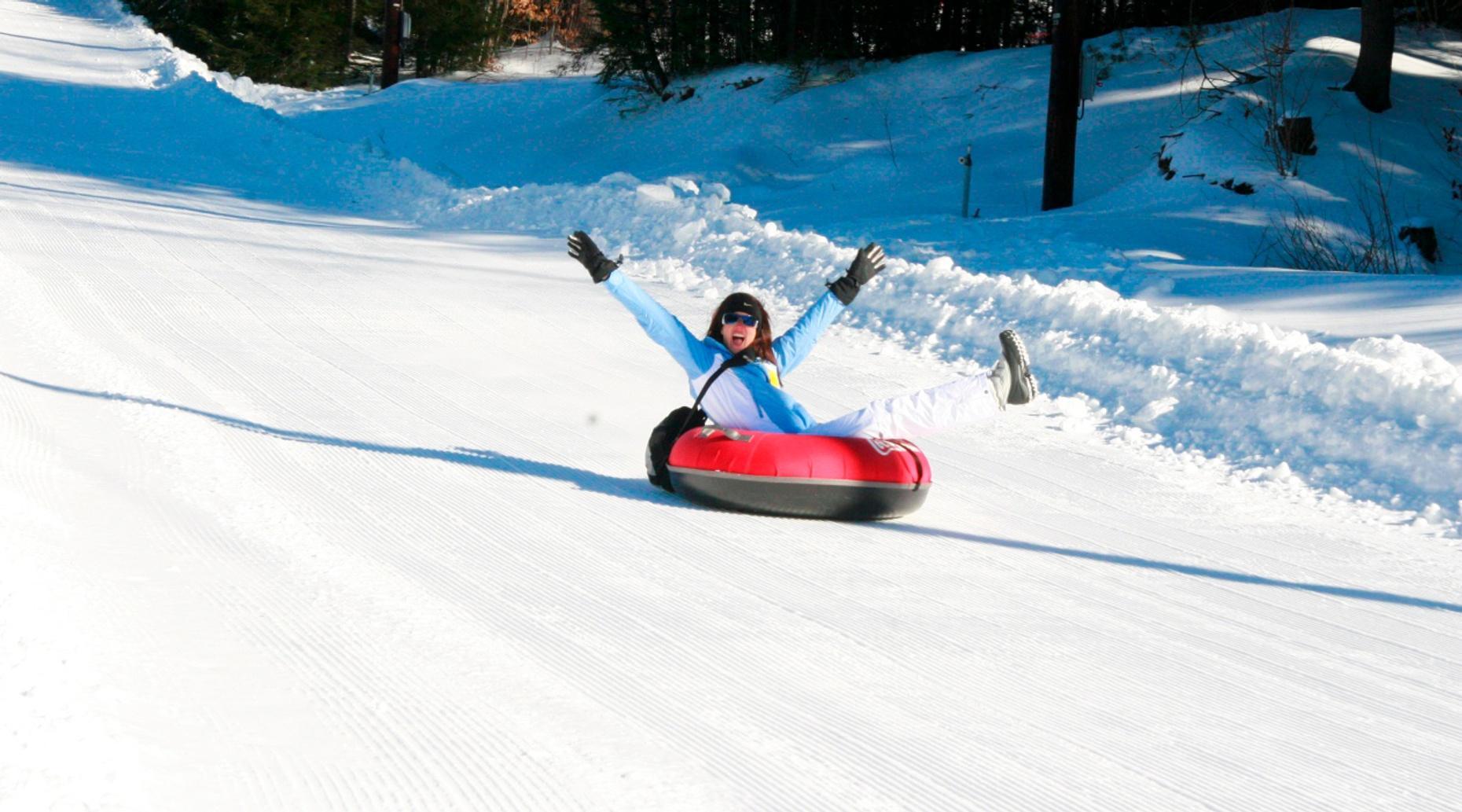 Friday Snowtubing Adventure in East Stroudsburg