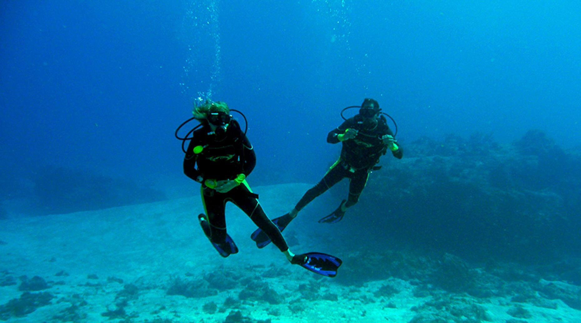 Referral or Transfer Scuba Training in San Francisco