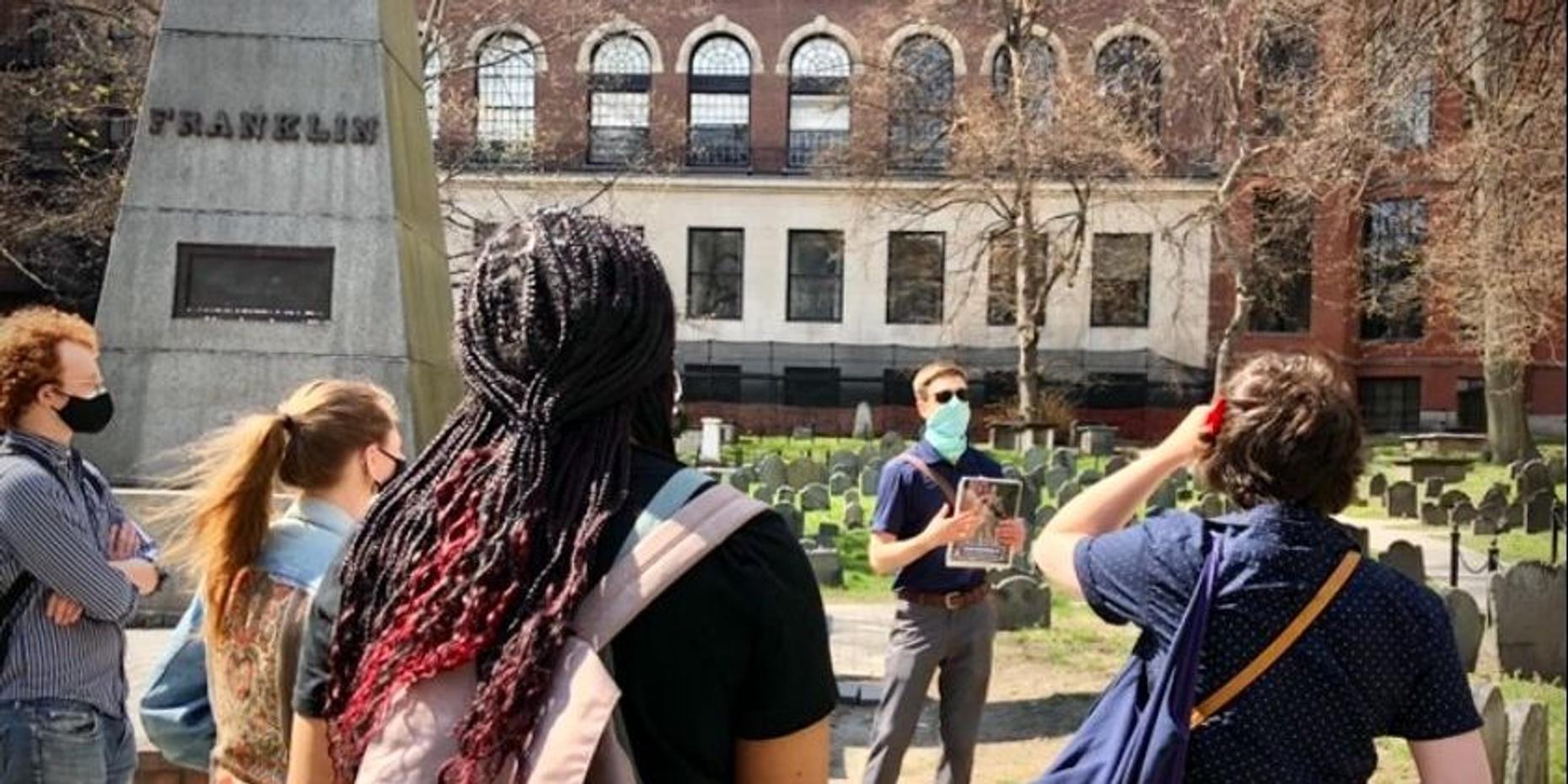 Boston: Midday Tour of Freedom Trail History