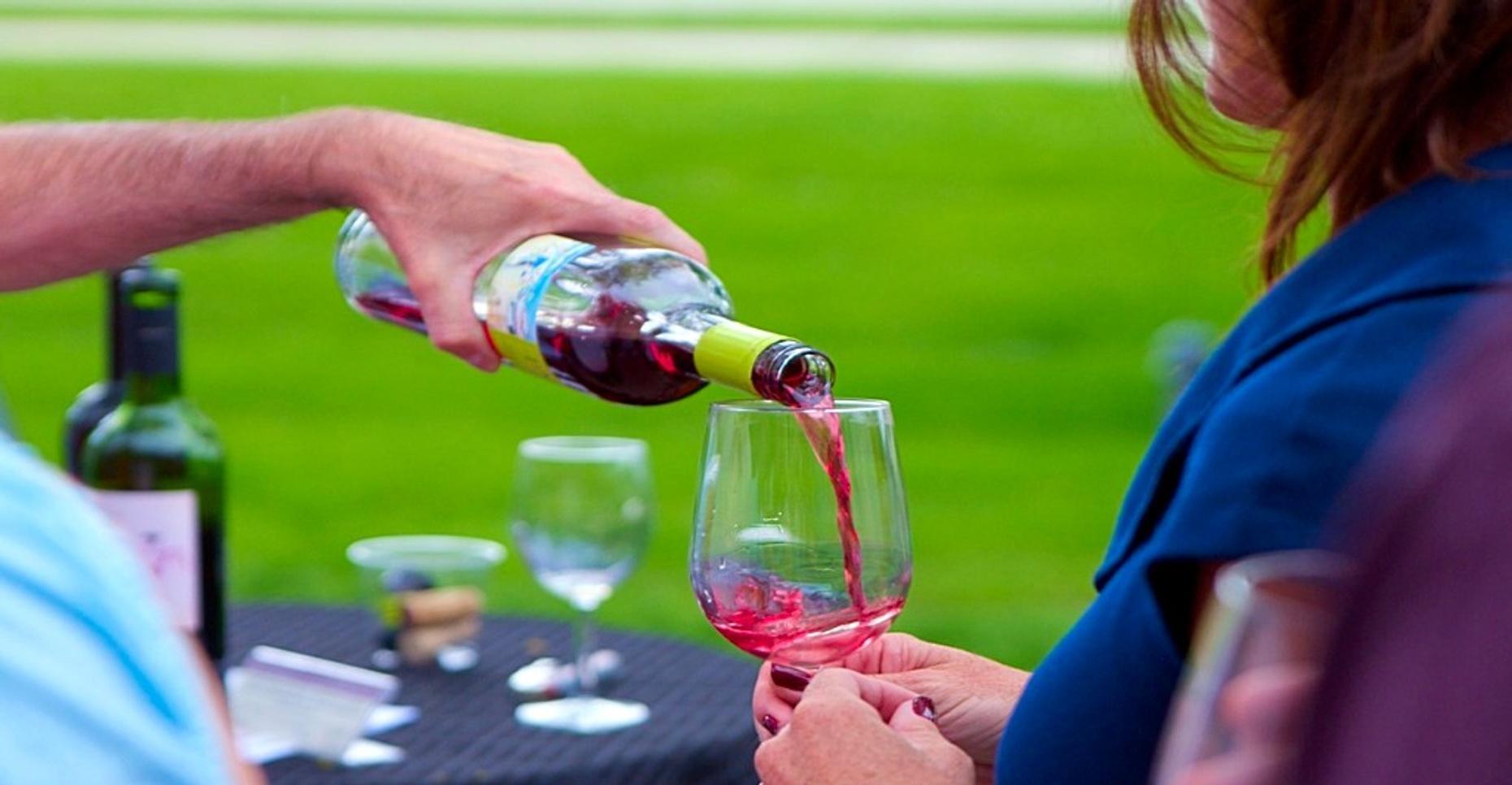 Coastal Winery Tour in California