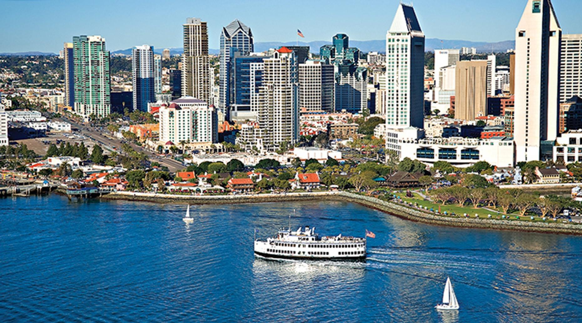 2-Hour San Diego Bay Cruise