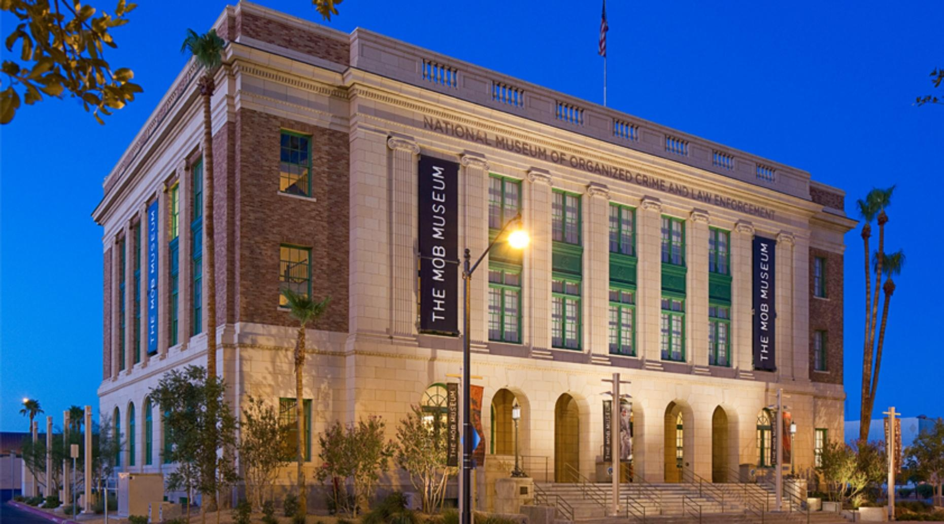 General Admission to The Mob Museum Las Vegas