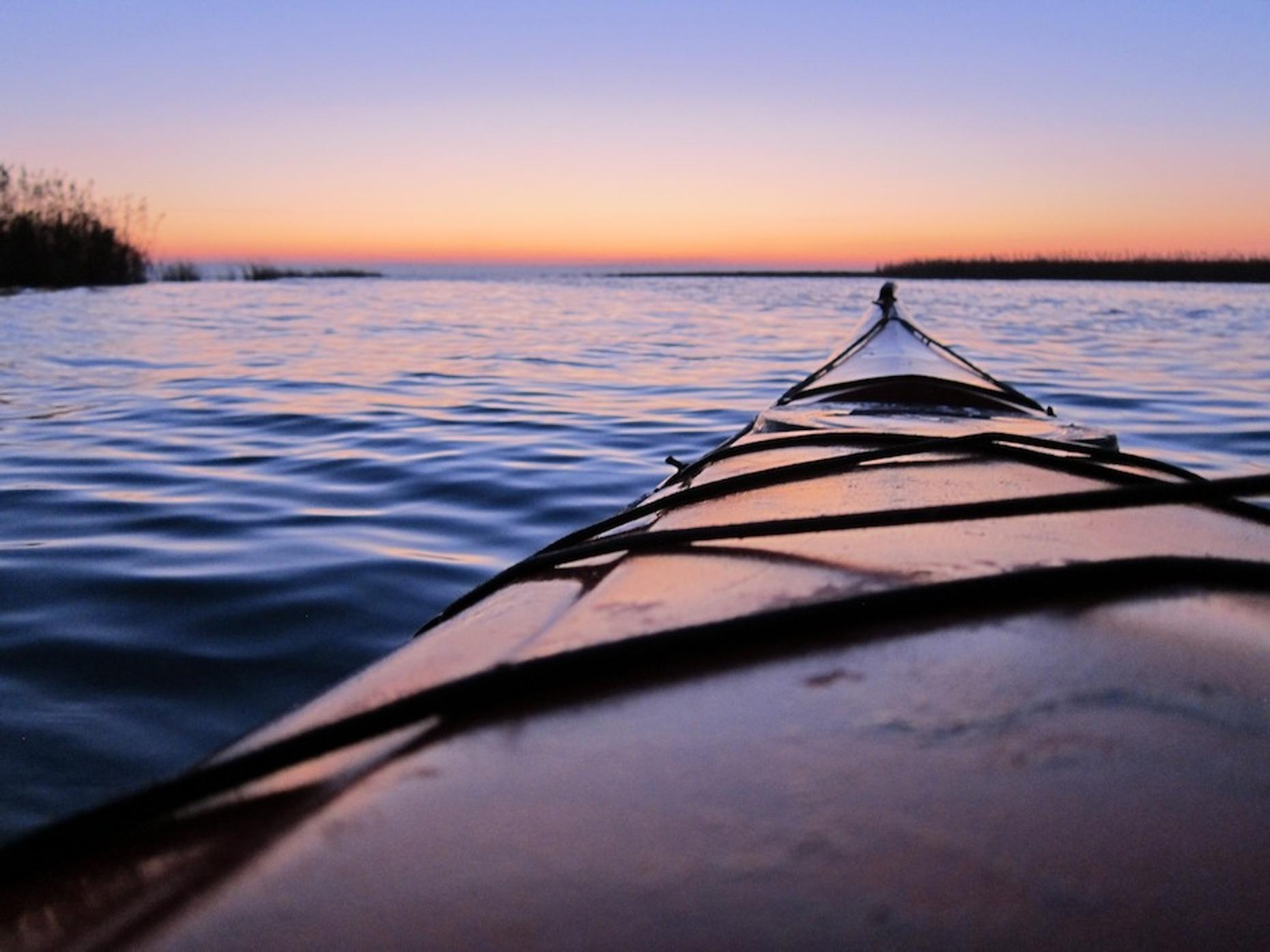 Merritt Island Bioluminescence Kayak Tour