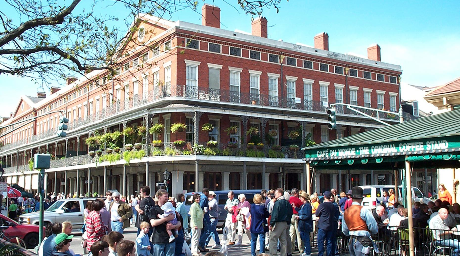 Guided Walking Tour of the French Quarter in New Orleans