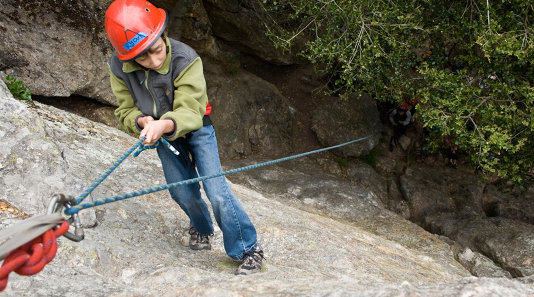 Take Your Family Rock Climbing Adventure in New Jersey