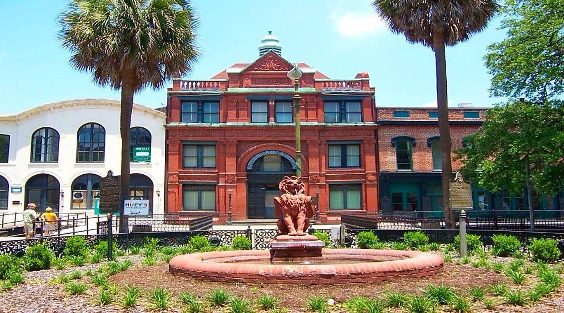 Grand Savannah Guided Tour