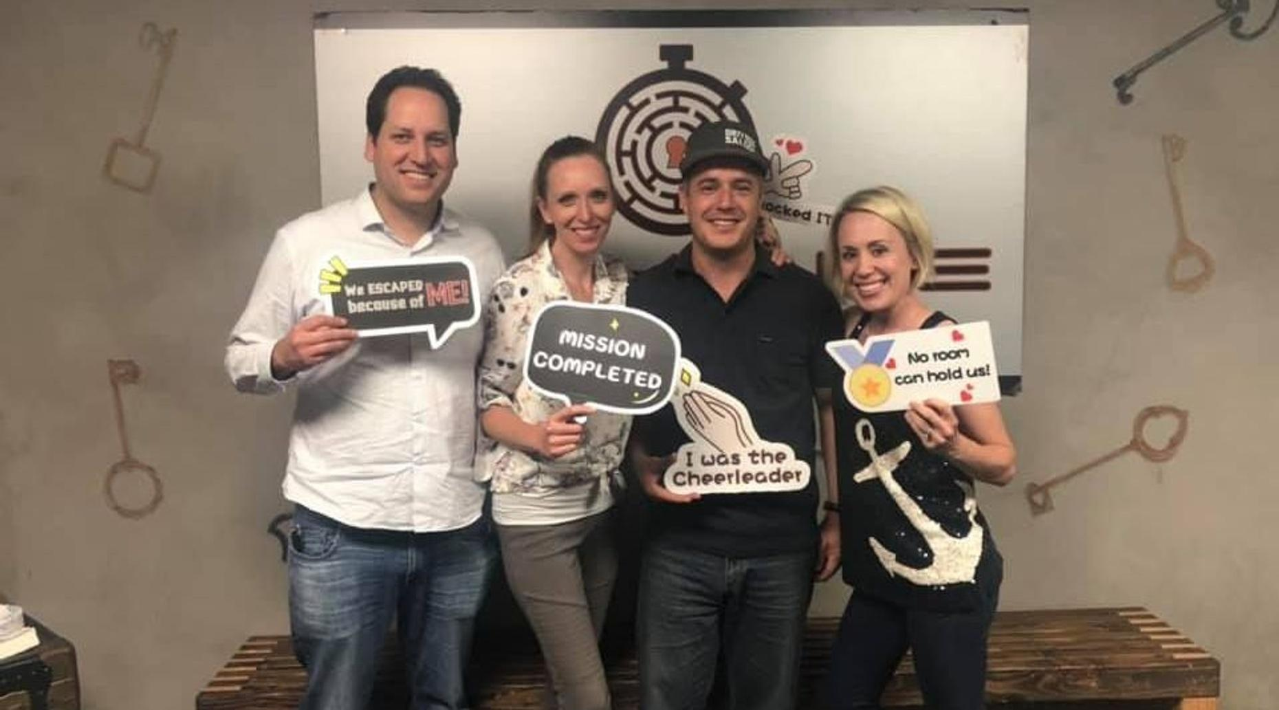 Special Forces Escape Room Game