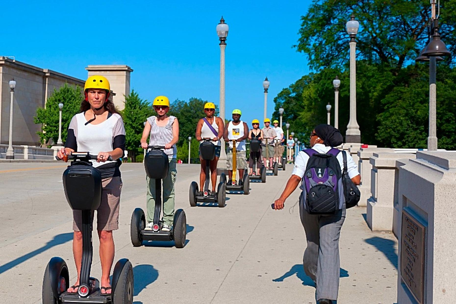 Action-Packed Segway Tour in Chicago
