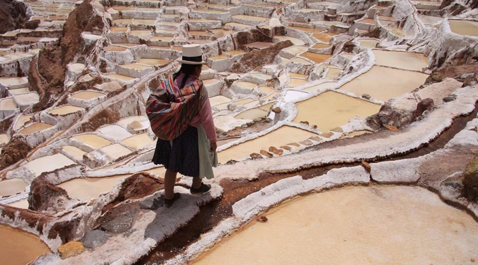 Maras Moray & Salt Mines Tour with Picnic in Cusco