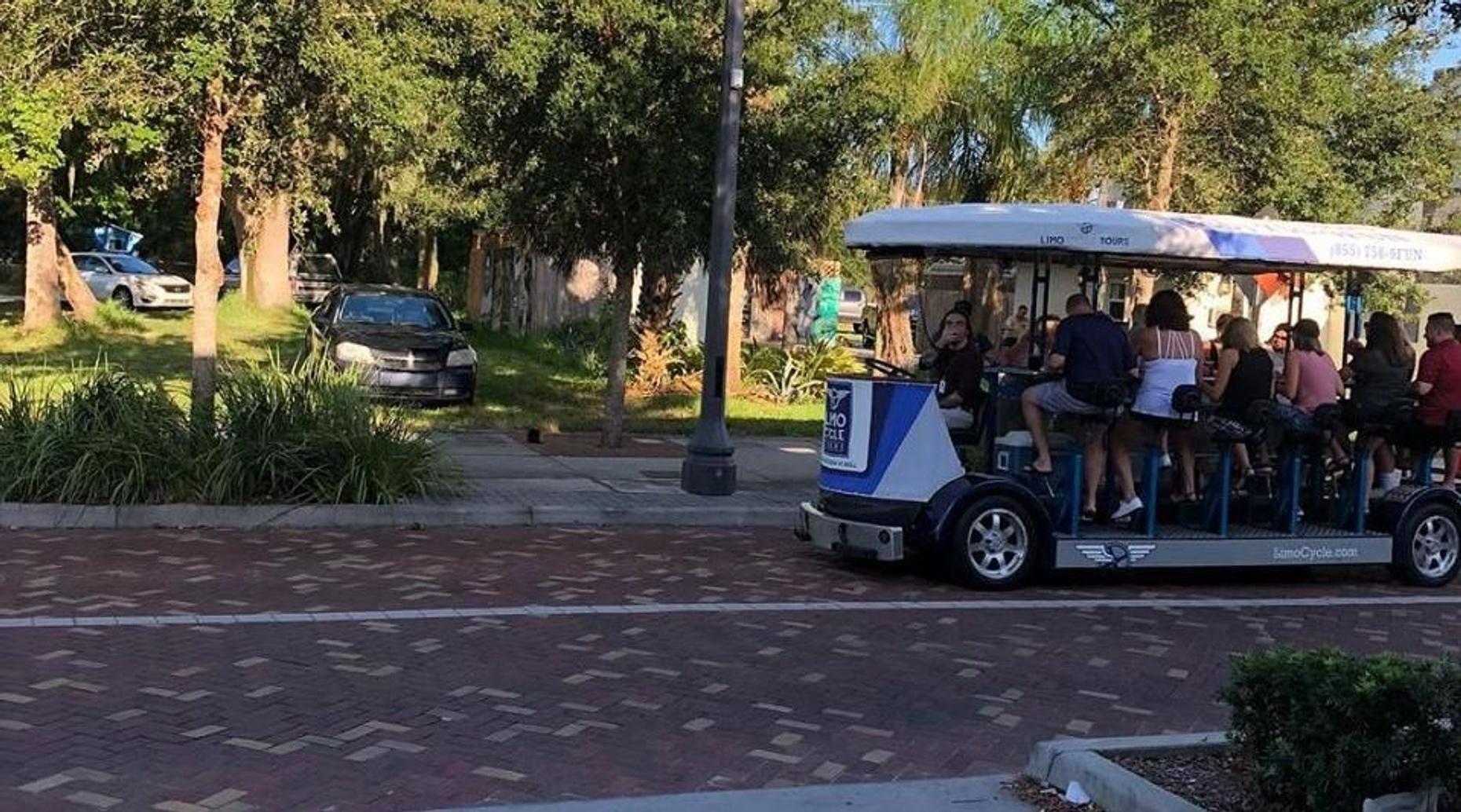 Public Pedal Pub Tour of Sanford
