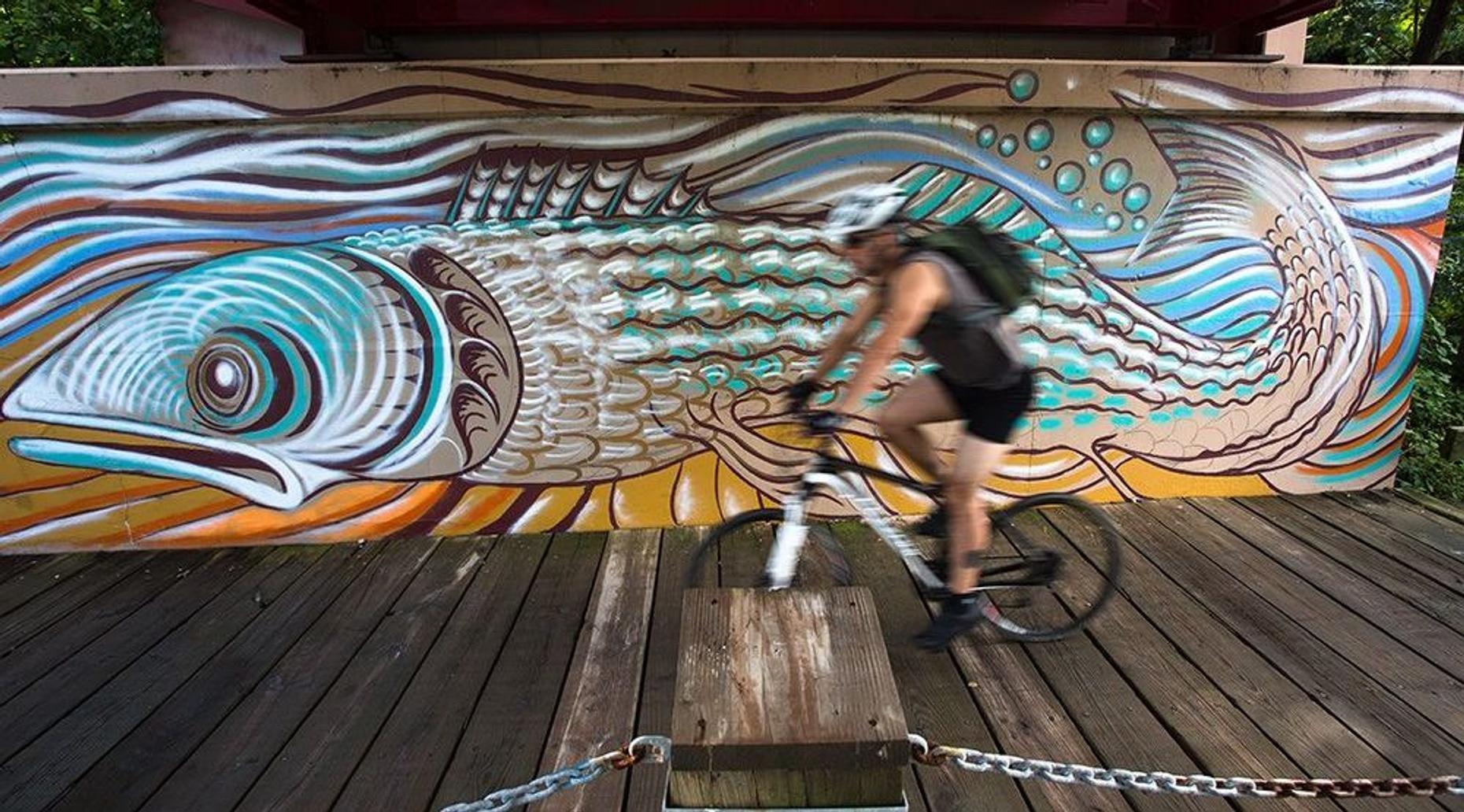 Murals & Public Art Tour