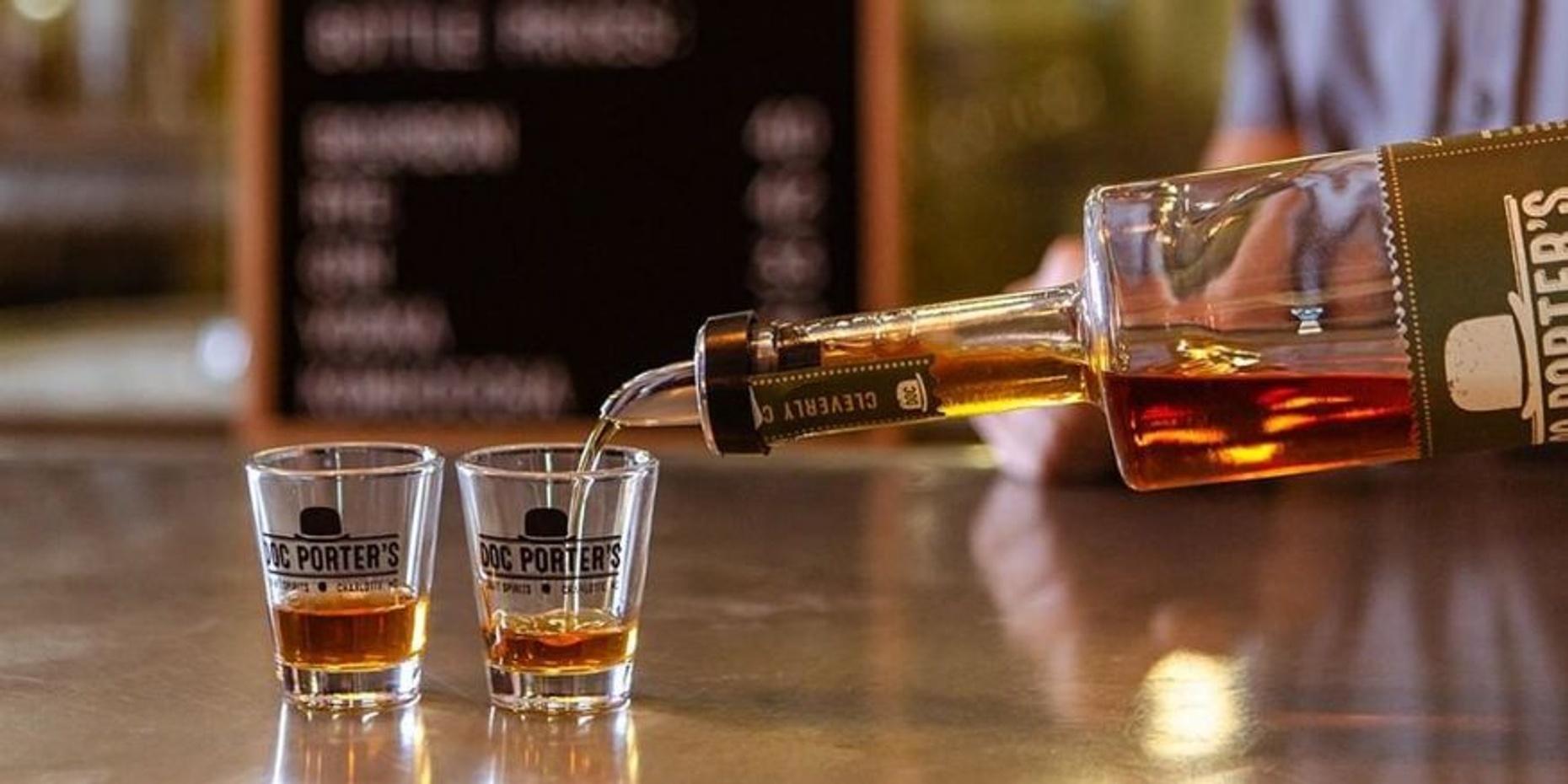 Craft Spirits Distillery Tour & Tasting in Charlotte