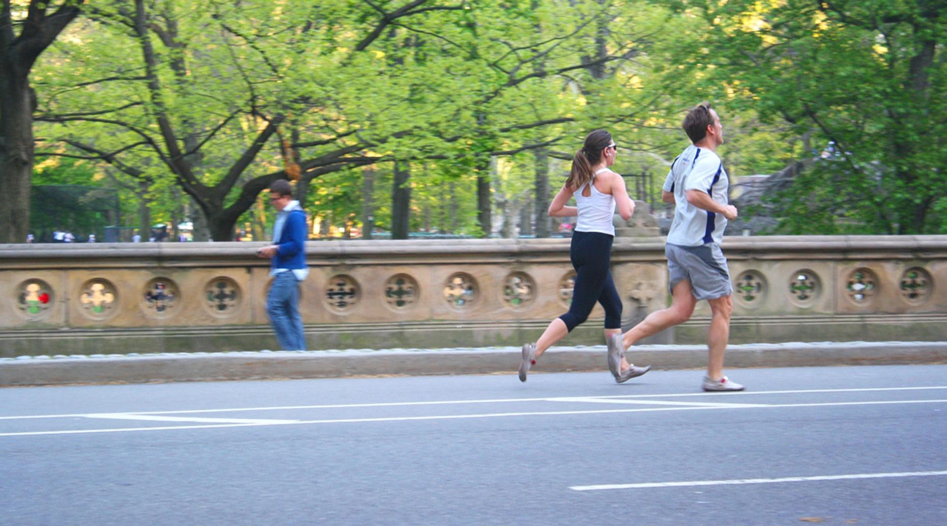 Five-Mile Personalized Running Tour in New York City