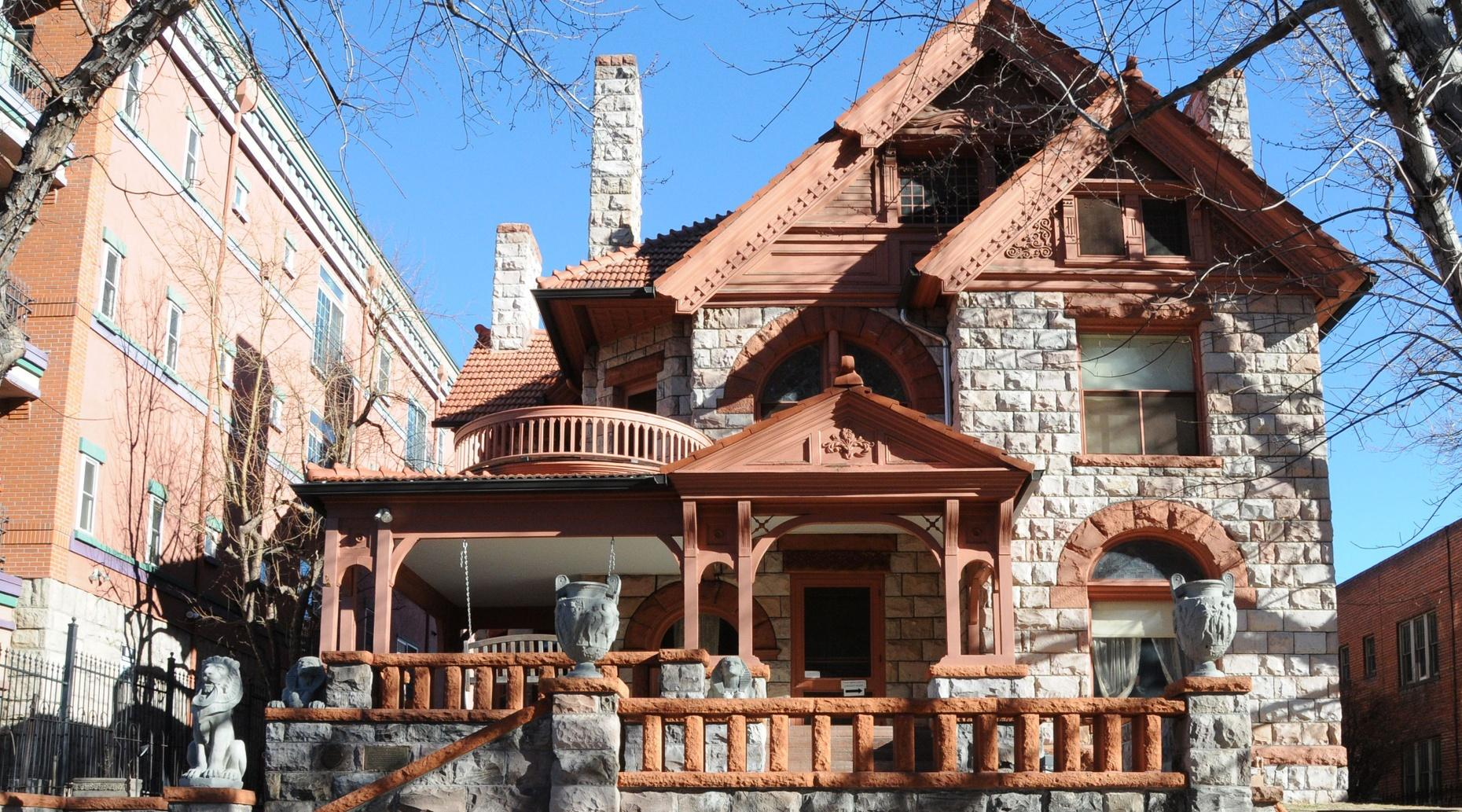 Molly Brown House Museum Guided House Tour