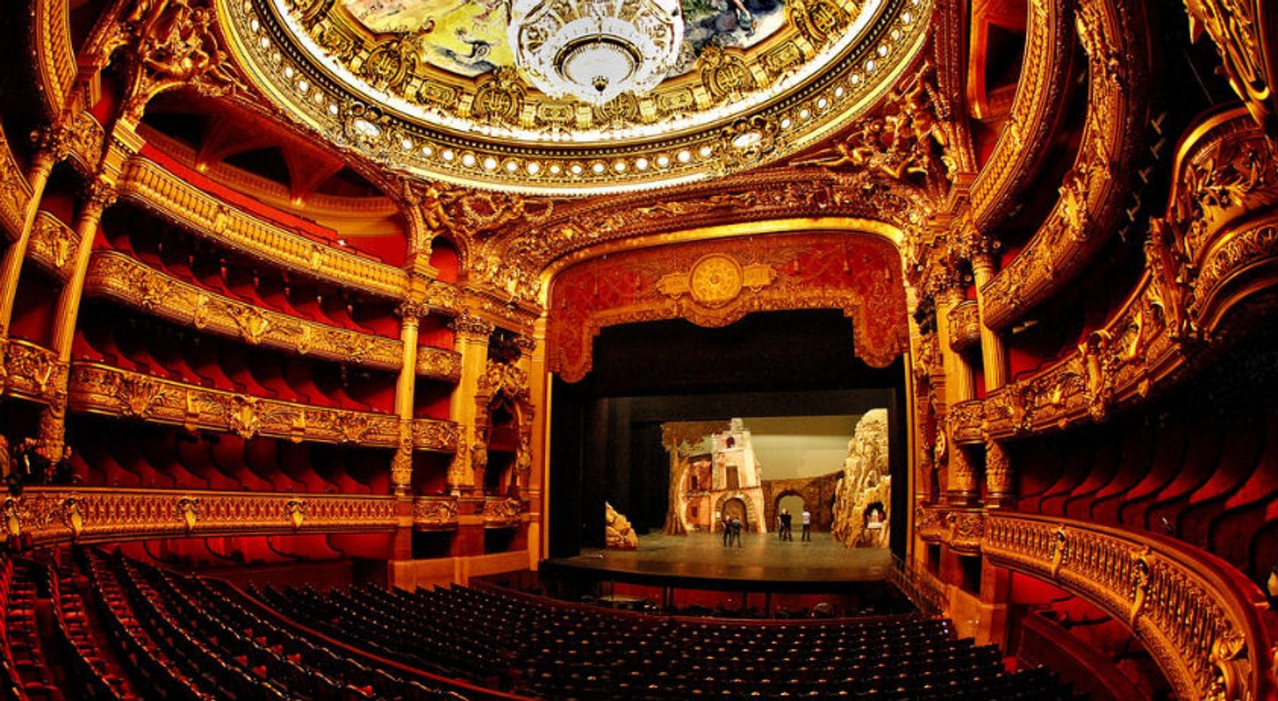 Opéra Garnier Private Tour