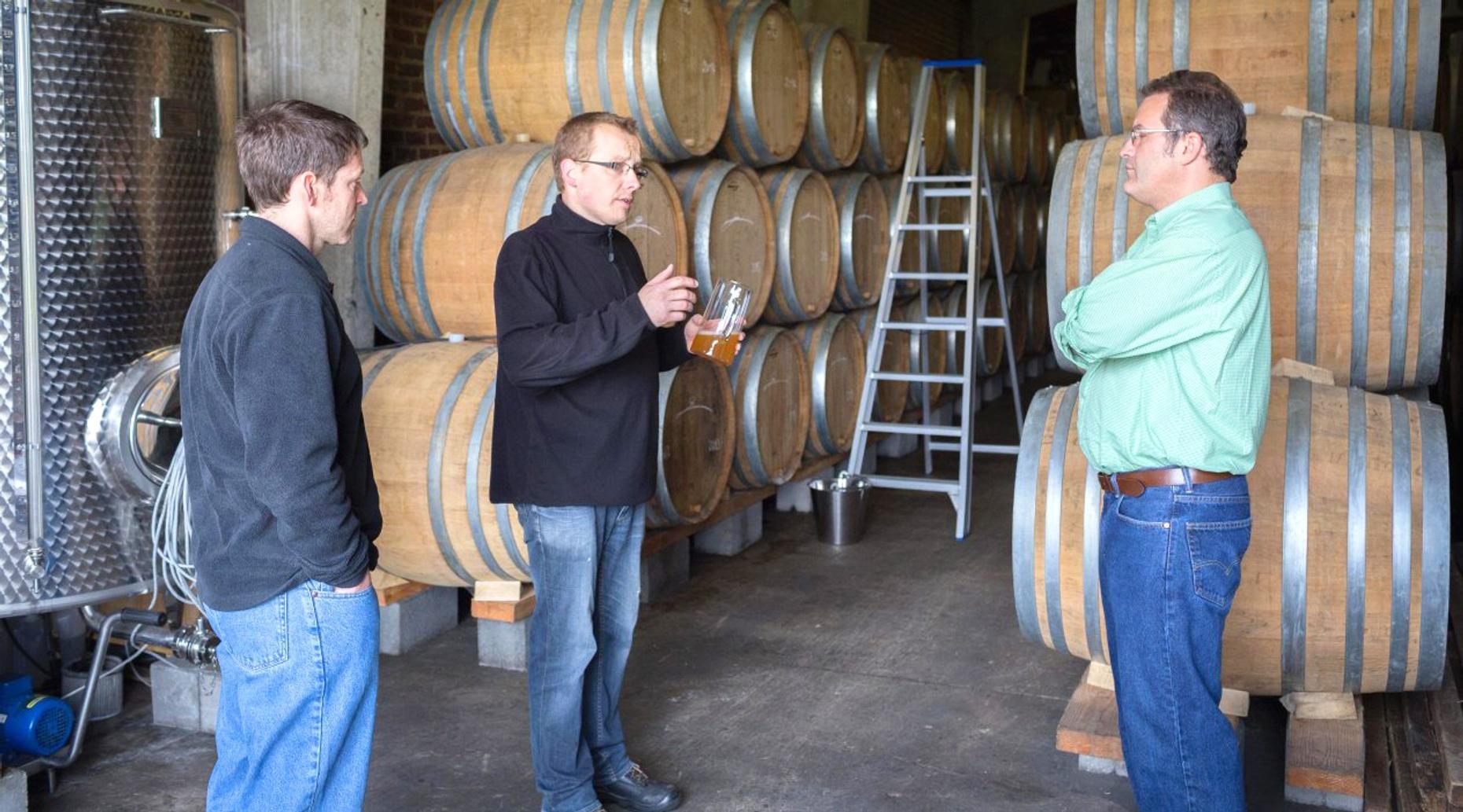 Master Brewer Tour in Lexington