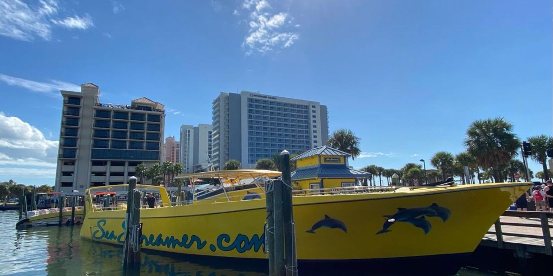 Speedboat Cruise in Clearwater