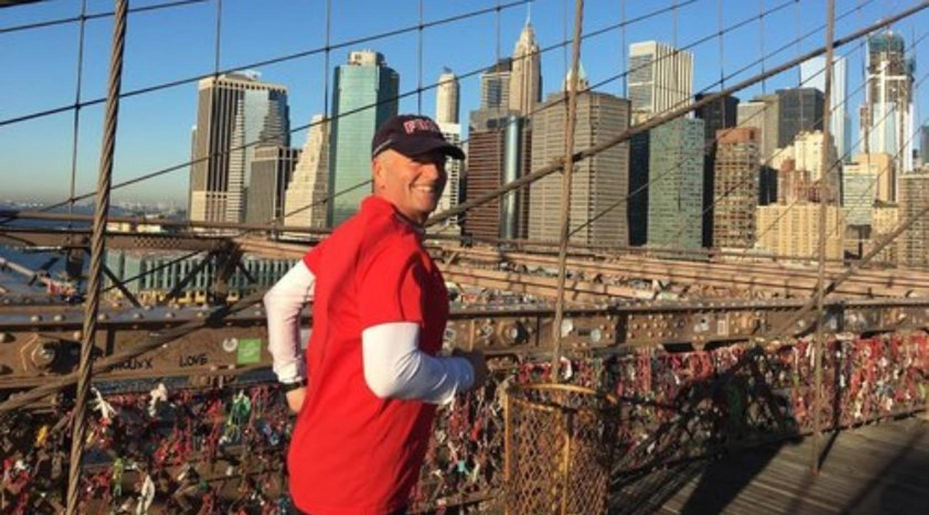 Personalized Running Tour in New York City