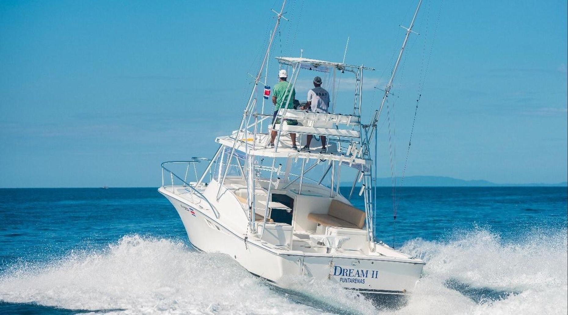 Jaco Off Shore Sport Fishing