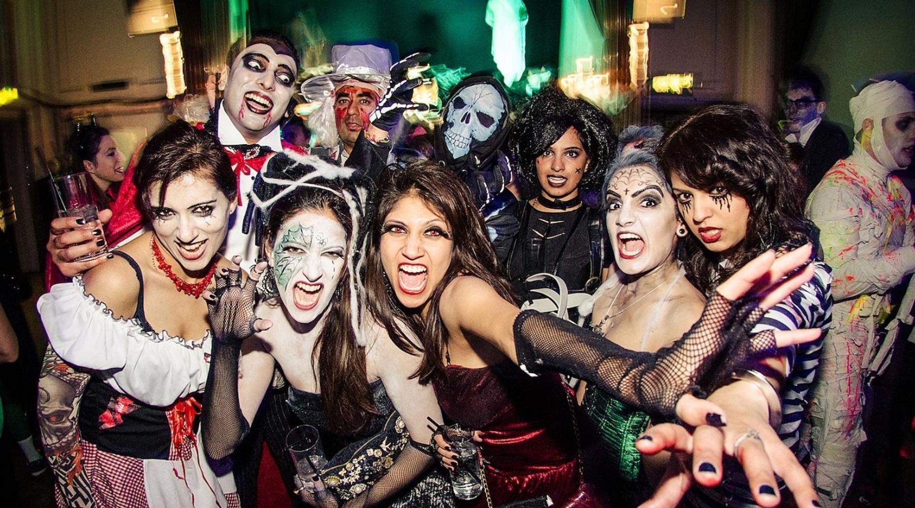 Halloween Los Angeles Club Crawl