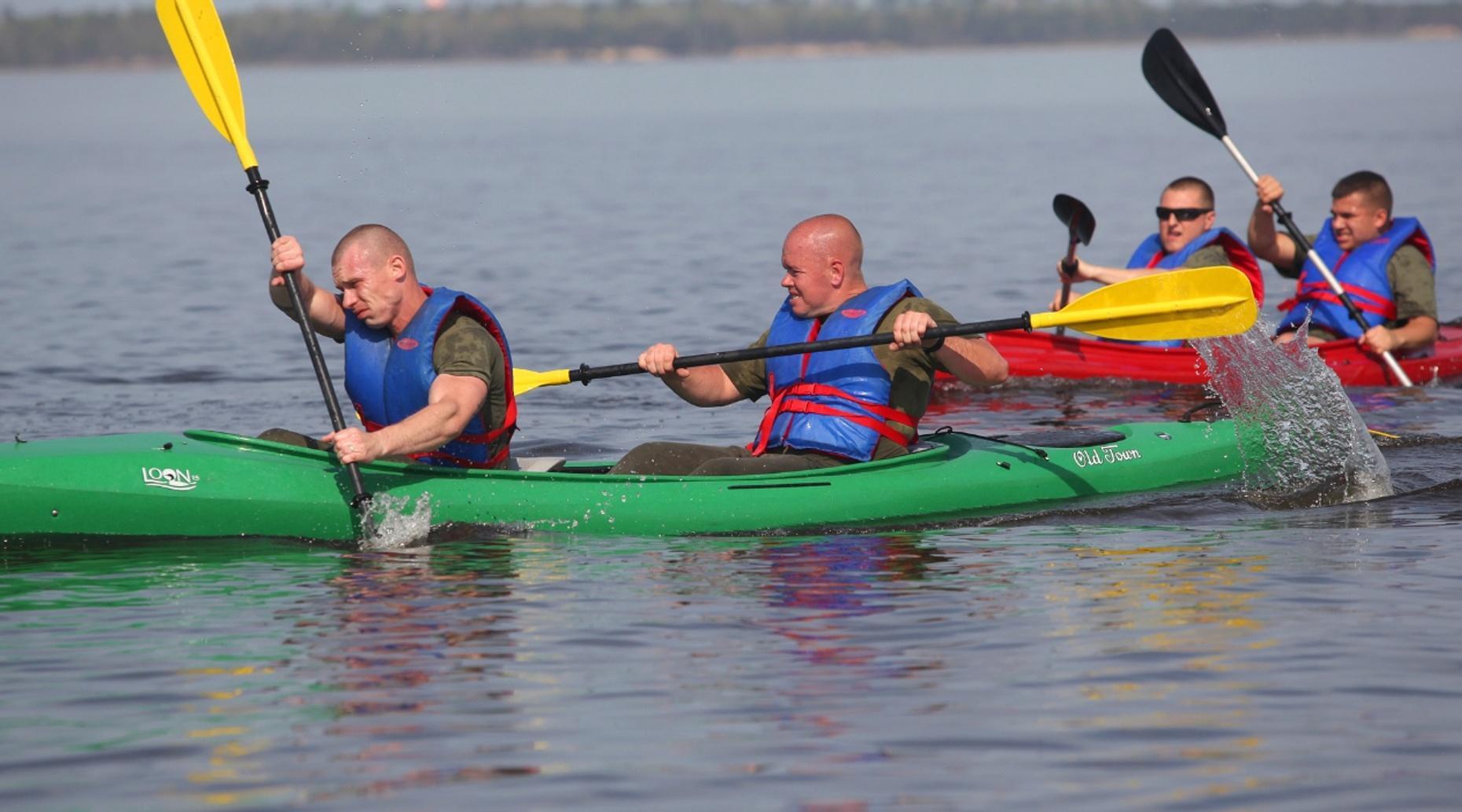 Merritt Island Guided Kayak Tour