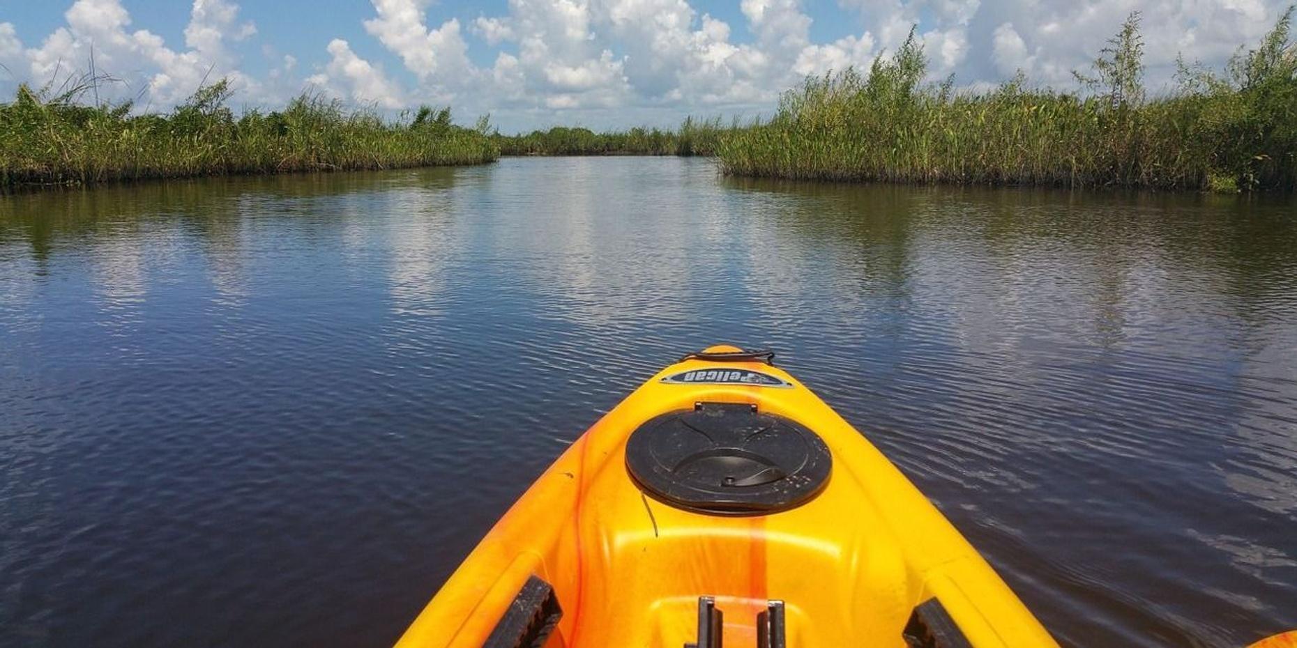 Tandem Kayak Rentals in Covington