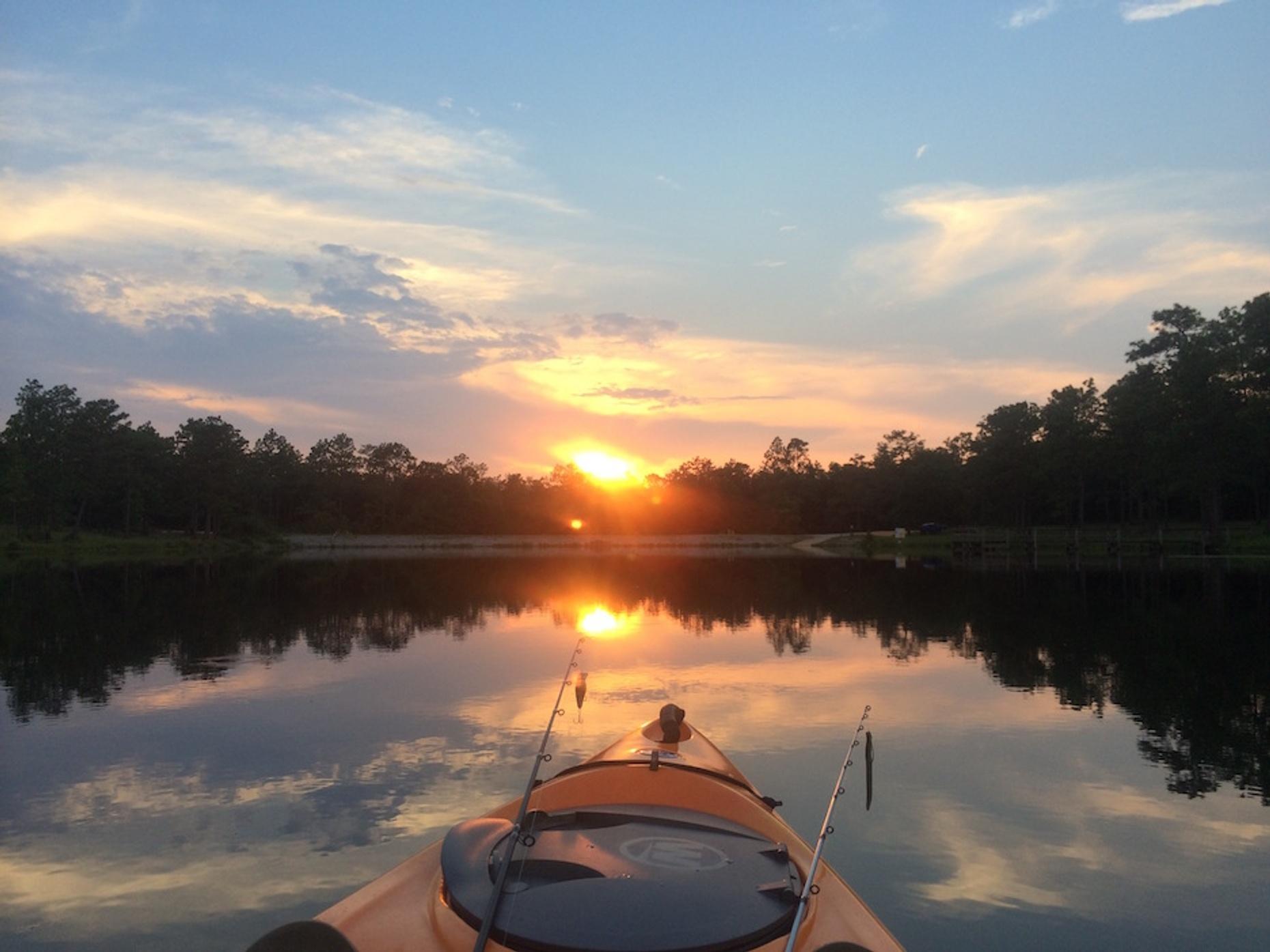 Sunset Kayaking Tour in Wurtsboro