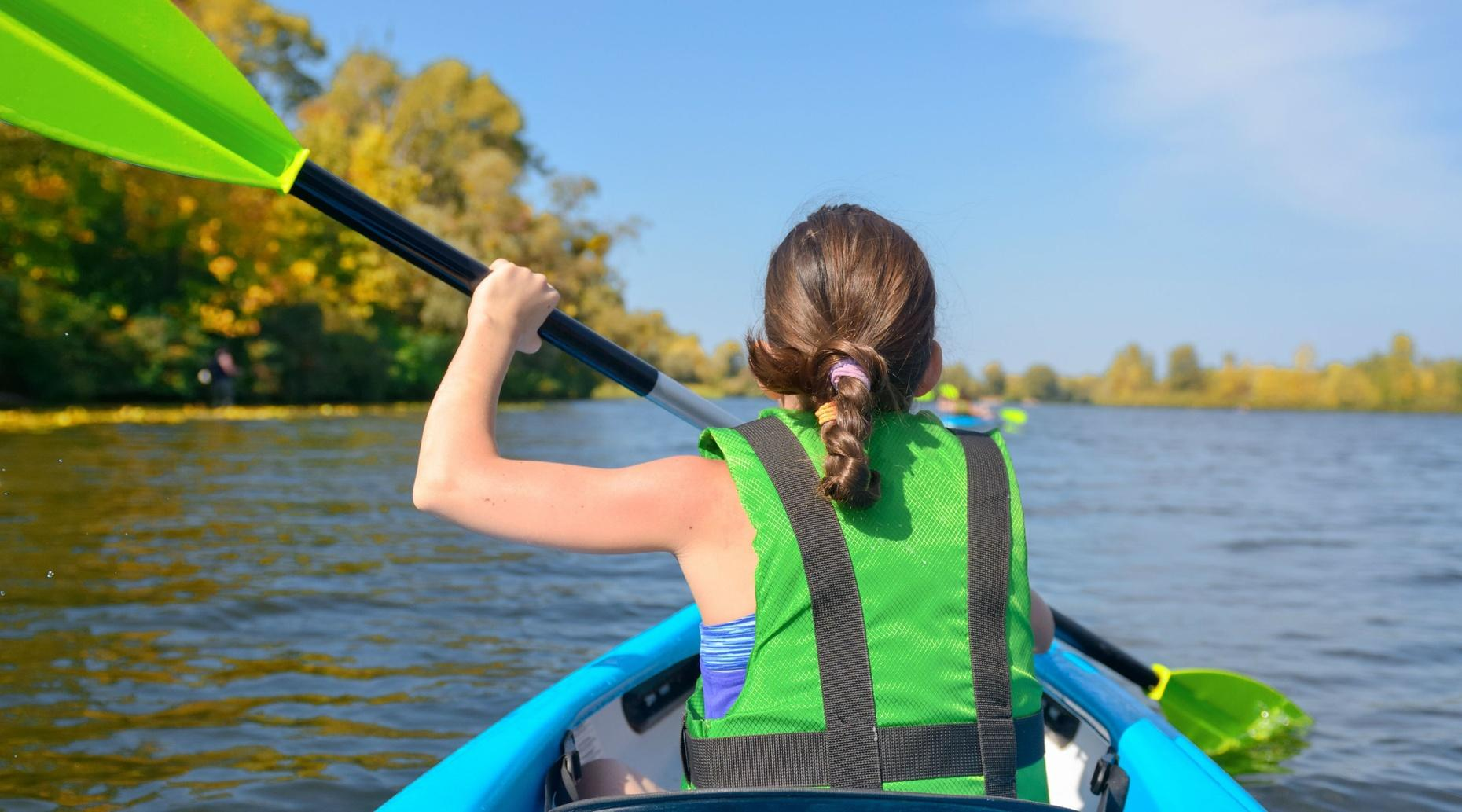 Spring Paddle & Kayaking Clinic in Greensboro