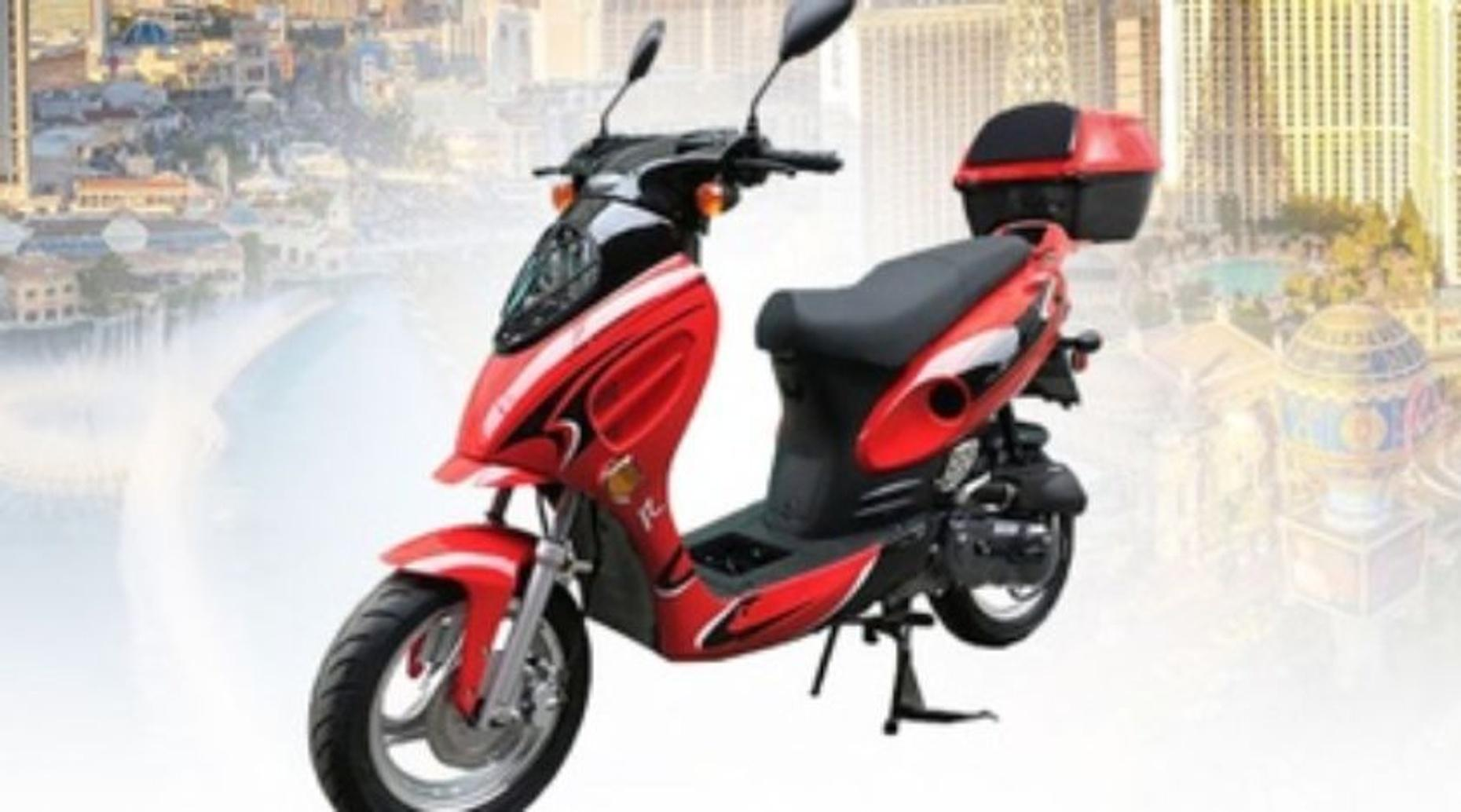 Full-Day Scooter Rental in Las Vegas