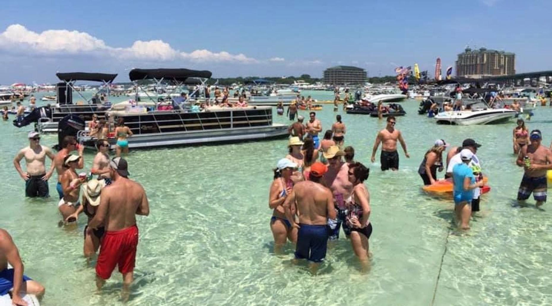 4-Hour Boat Tour in Destin